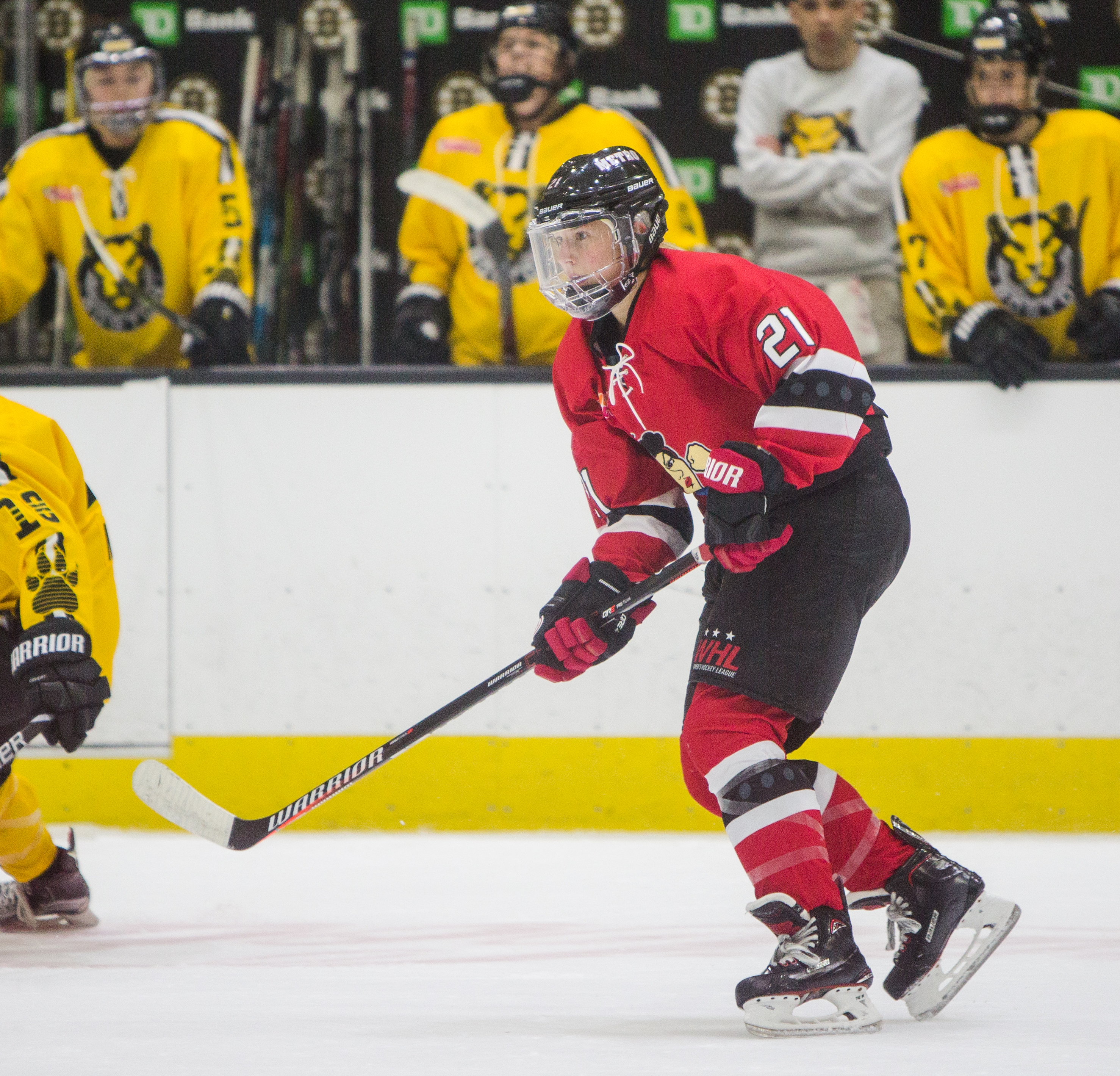d84daedaa Riveters look to regroup after Thanksgiving