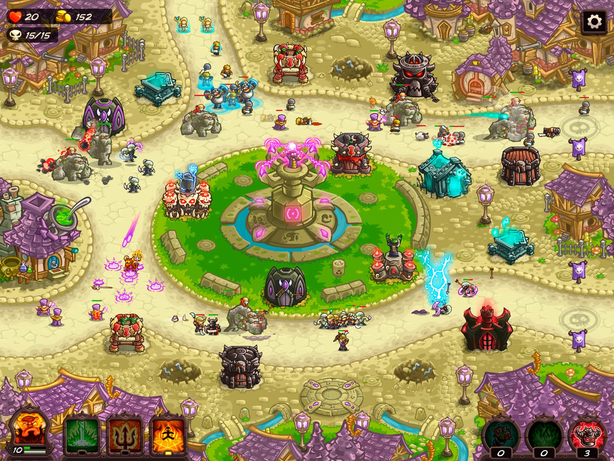 Kingdom Rush: Vengeance stays strategic and lovable despite serious changes to the formula