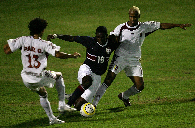 XV Pan American Games Day 2 - Soccer - USA v Venezuela