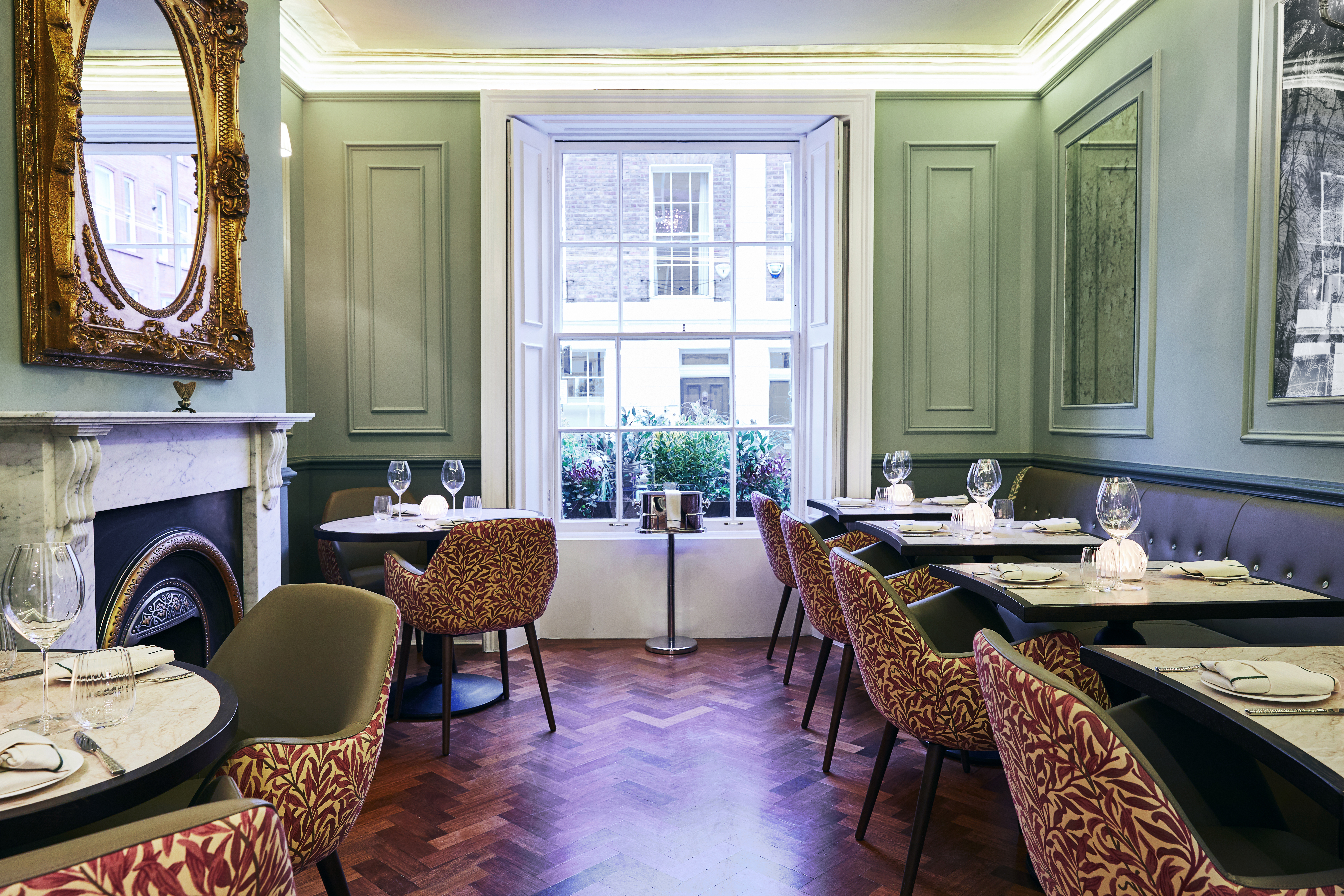 Near Sloane Square in Chelsea, Kutir is London's newest Indian fine-dining restaurant hoping to win Michelin stars