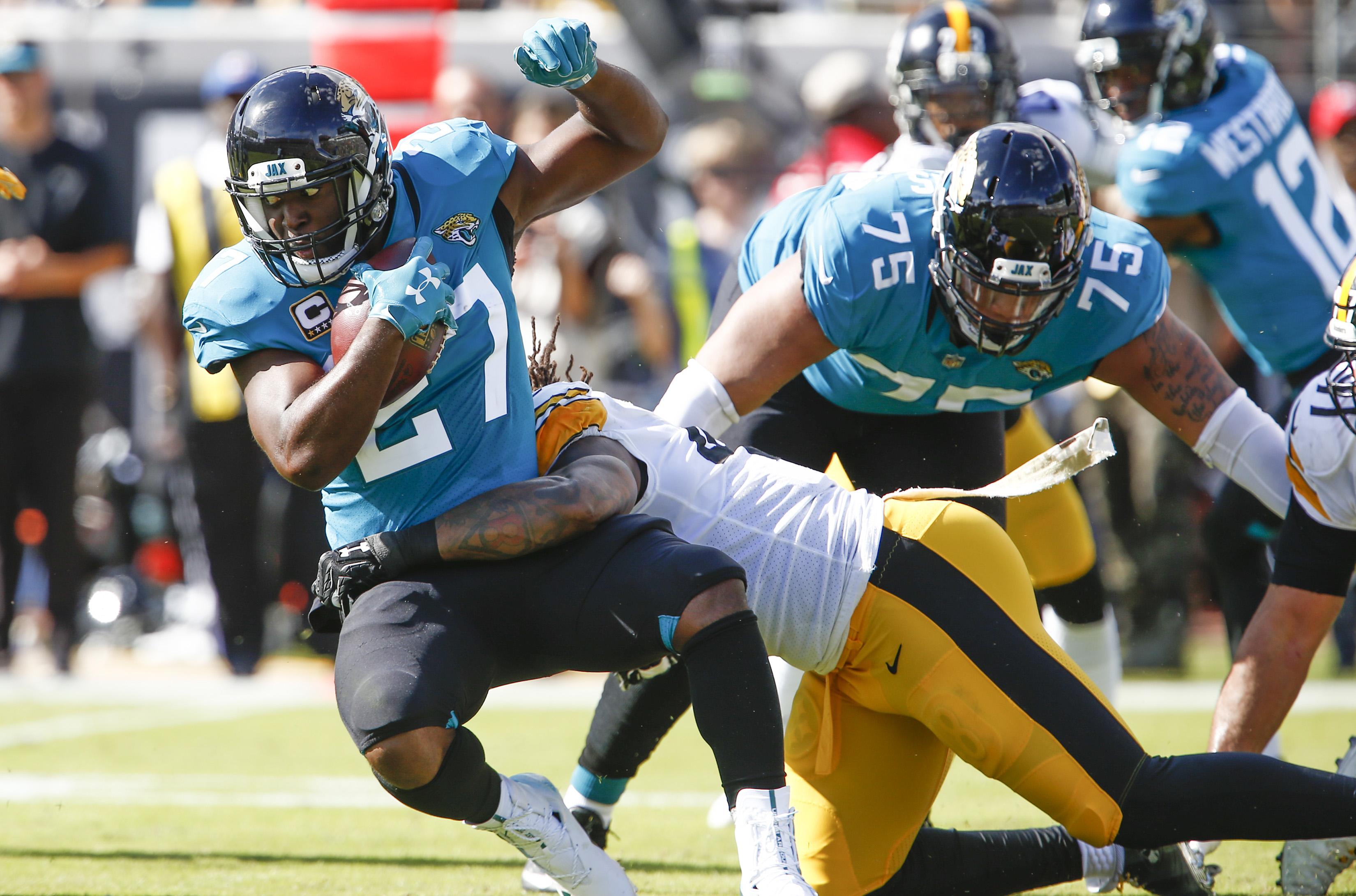 NFL: Pittsburgh Steelers at Jacksonville Jaguars