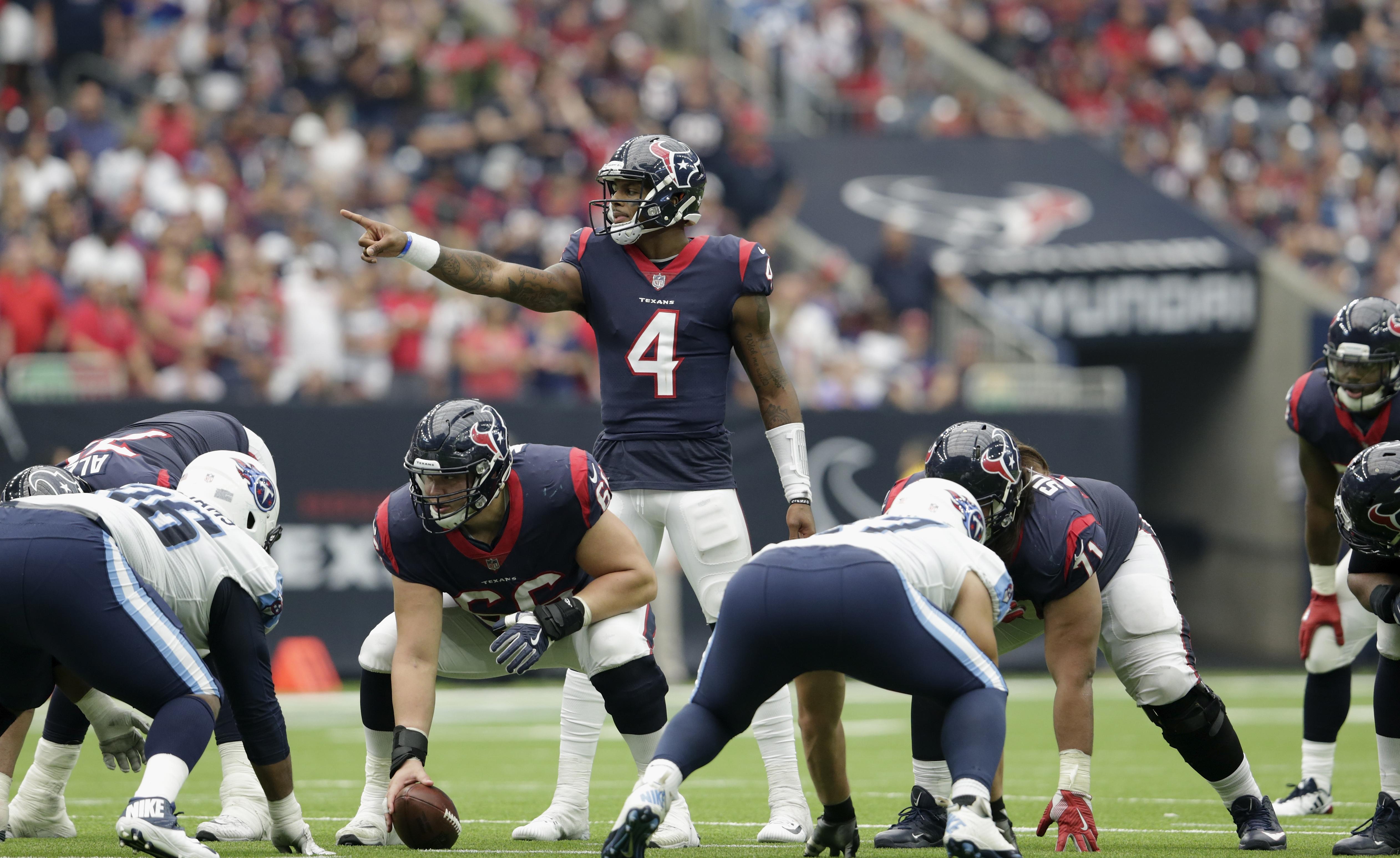 Tennessee Titans v Houston Texan