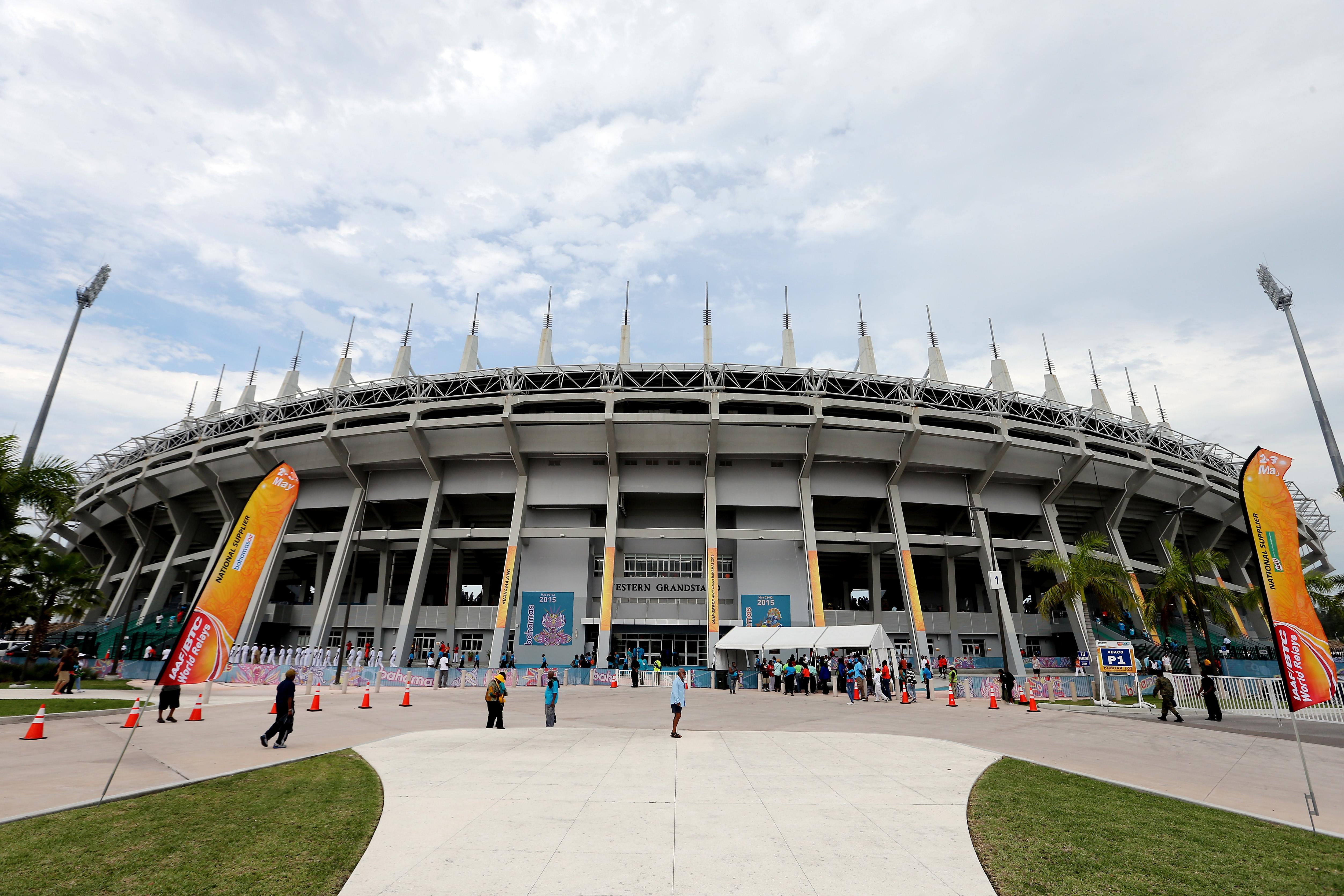 IAAF World Relays - Day 1