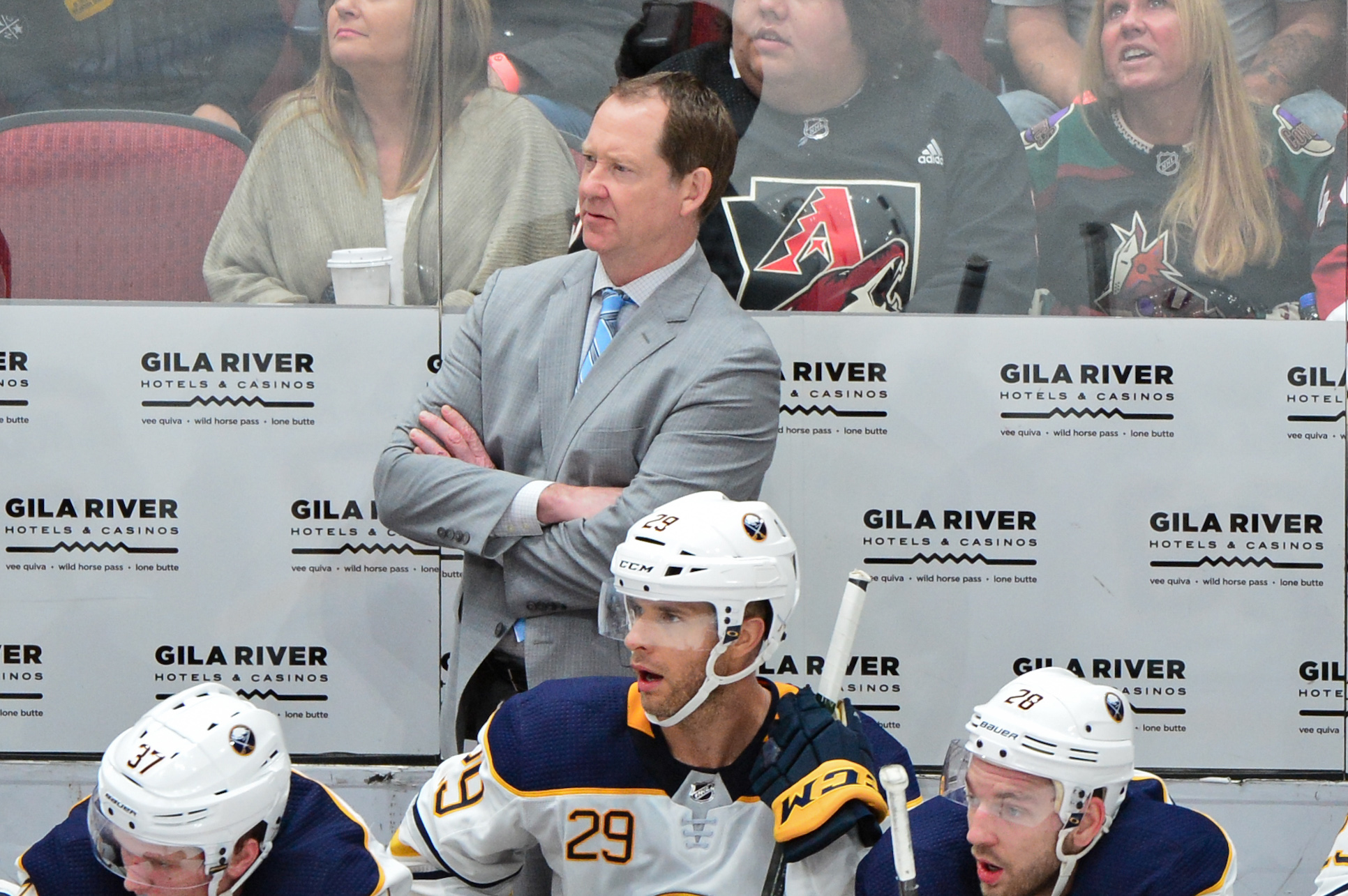 Phil Housley An Early Favorite For The Jack Adams Award