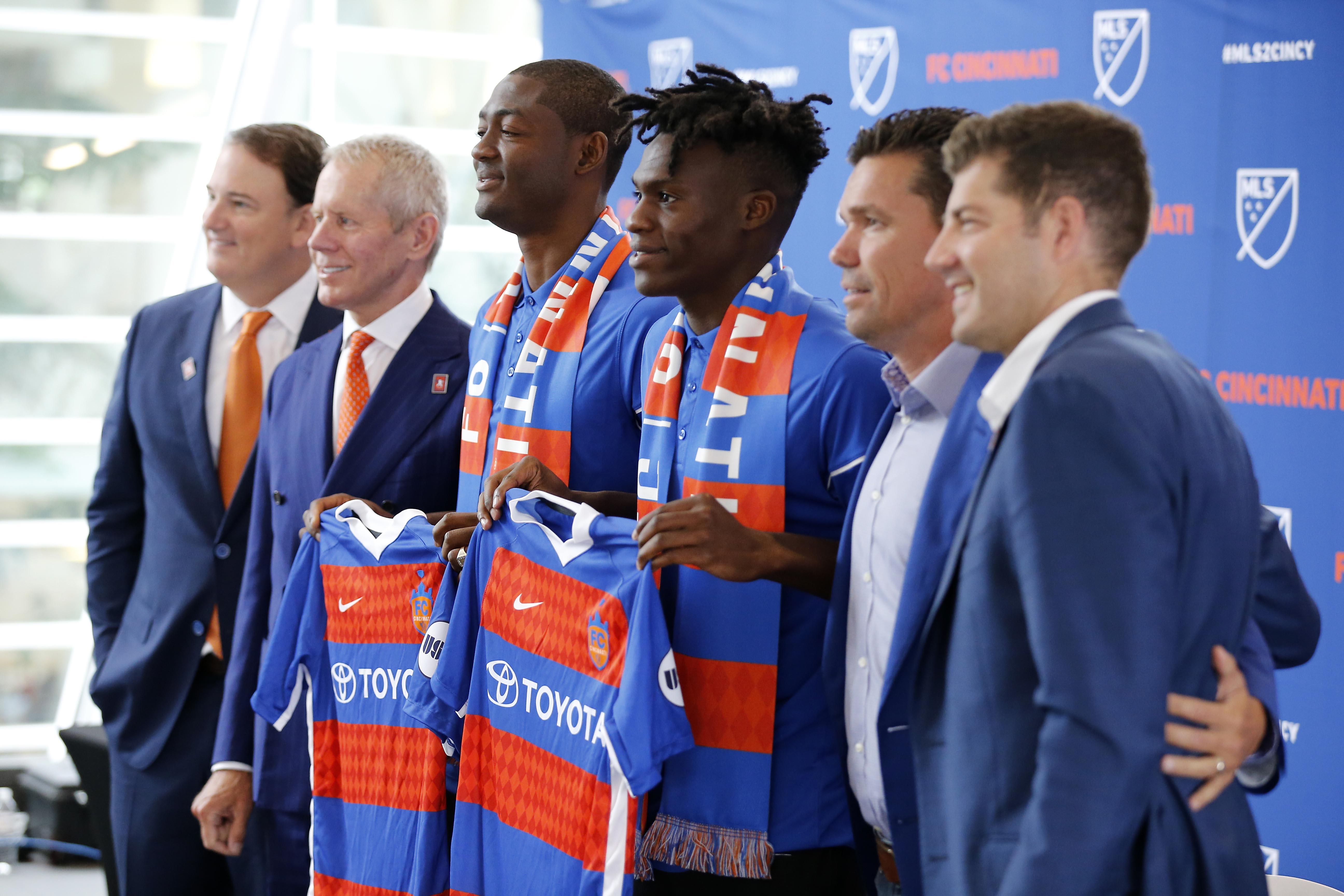 MLS: FC Cincinnati Signings