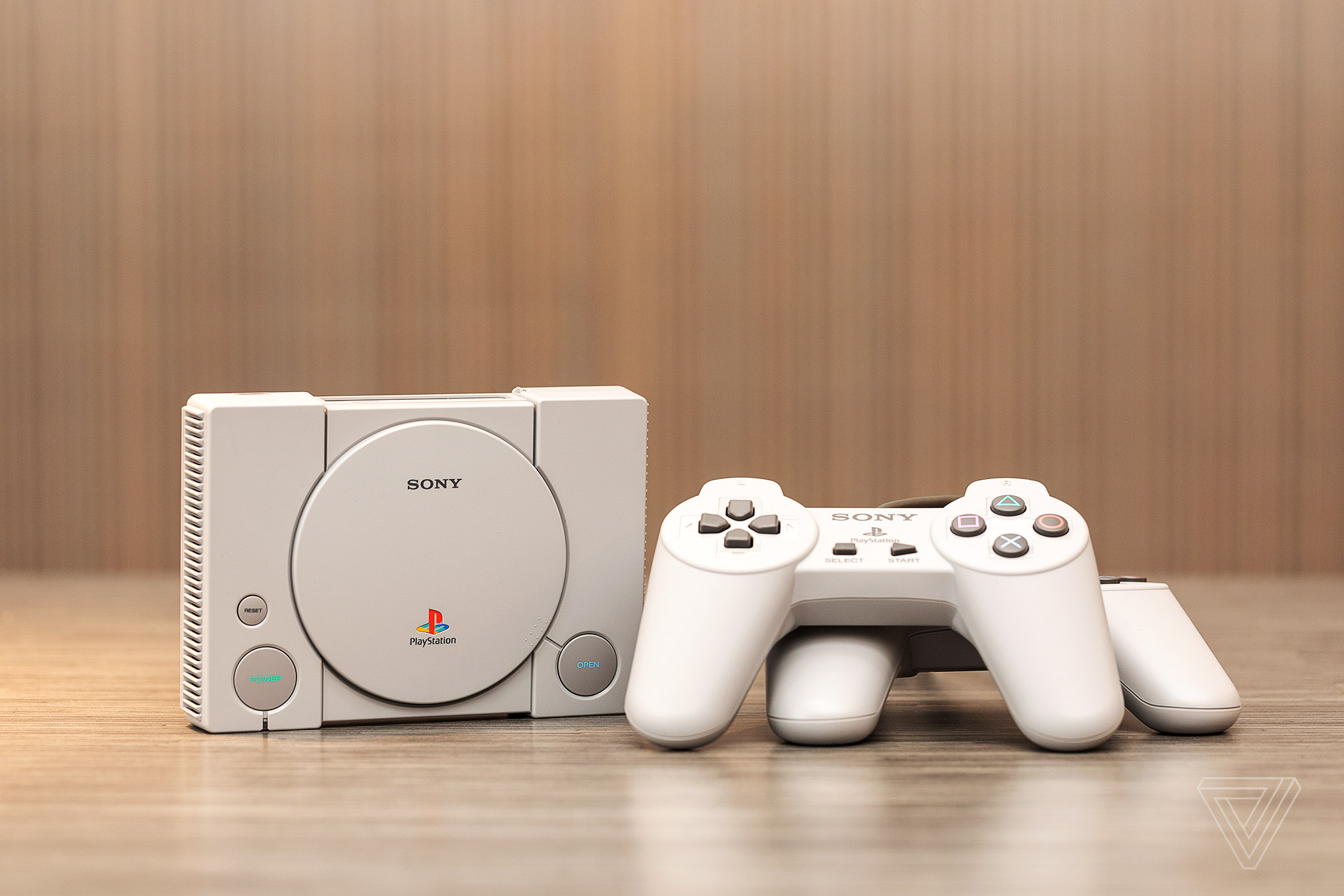 PlayStation Classic review - The Verge