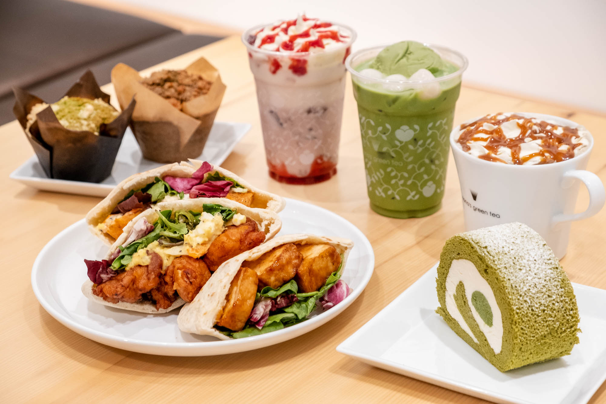 Inside Nana's, the Matcha Chain Taking Seattle by Storm This Week