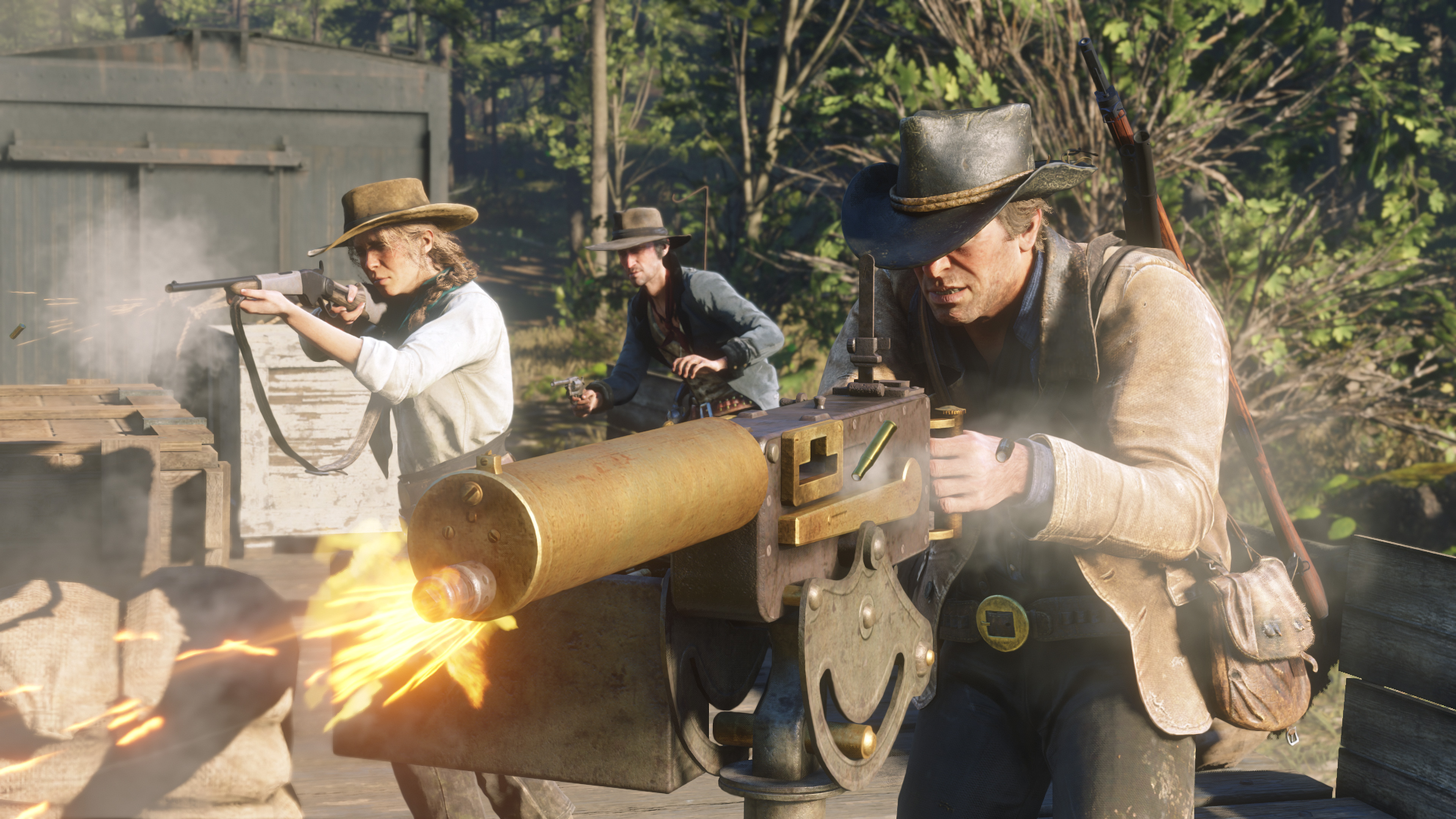 Red Dead Redemption 2 Online: 7 things to know about the beta