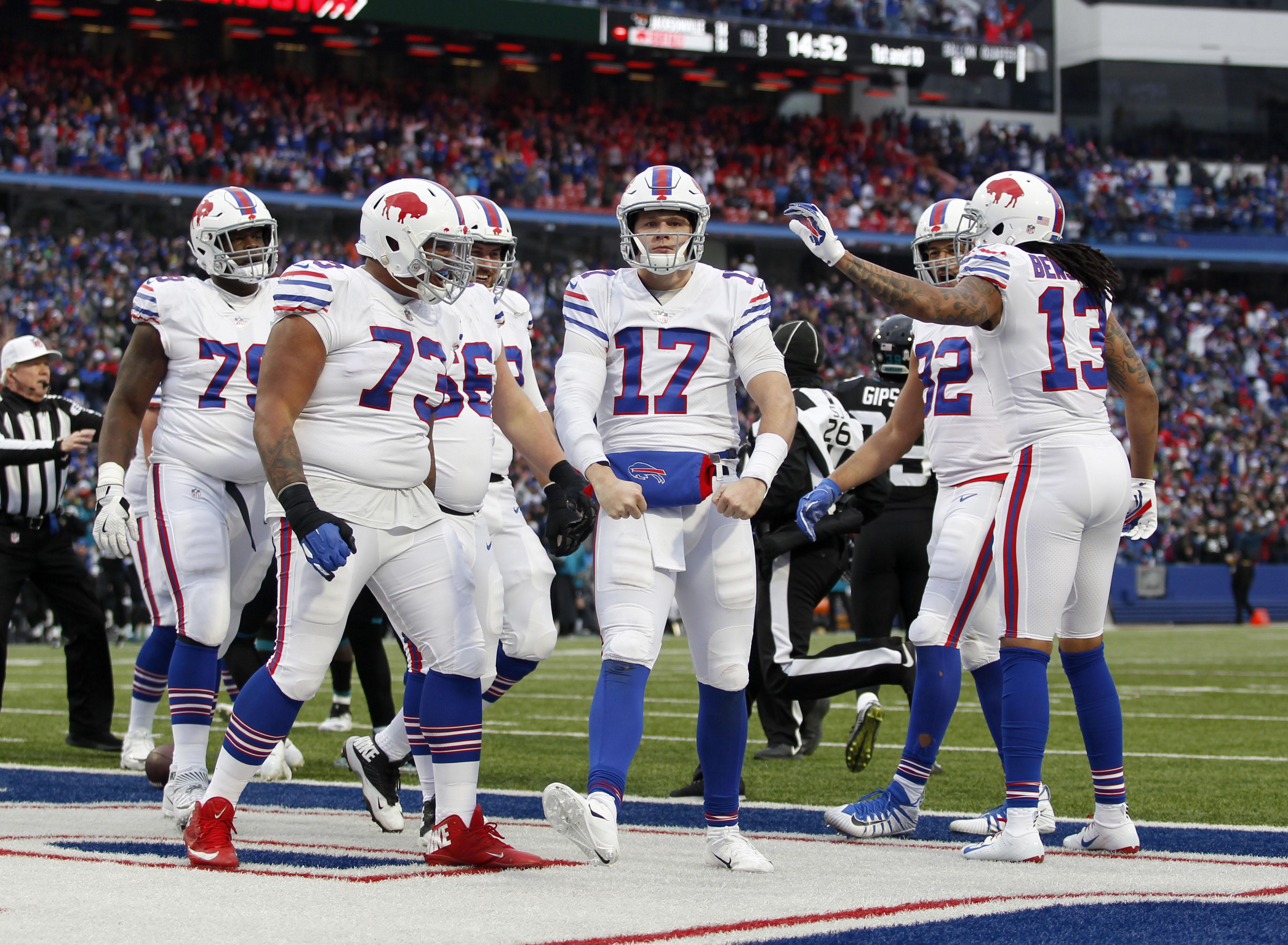 NFL: Jacksonville Jaguars at Buffalo Bills