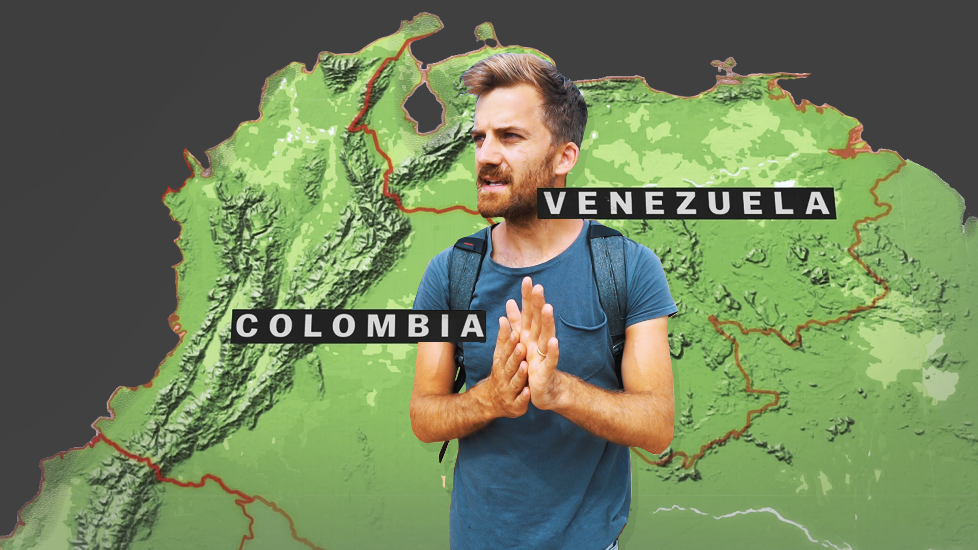 why colombia has taken in 1 million venezuelans vox
