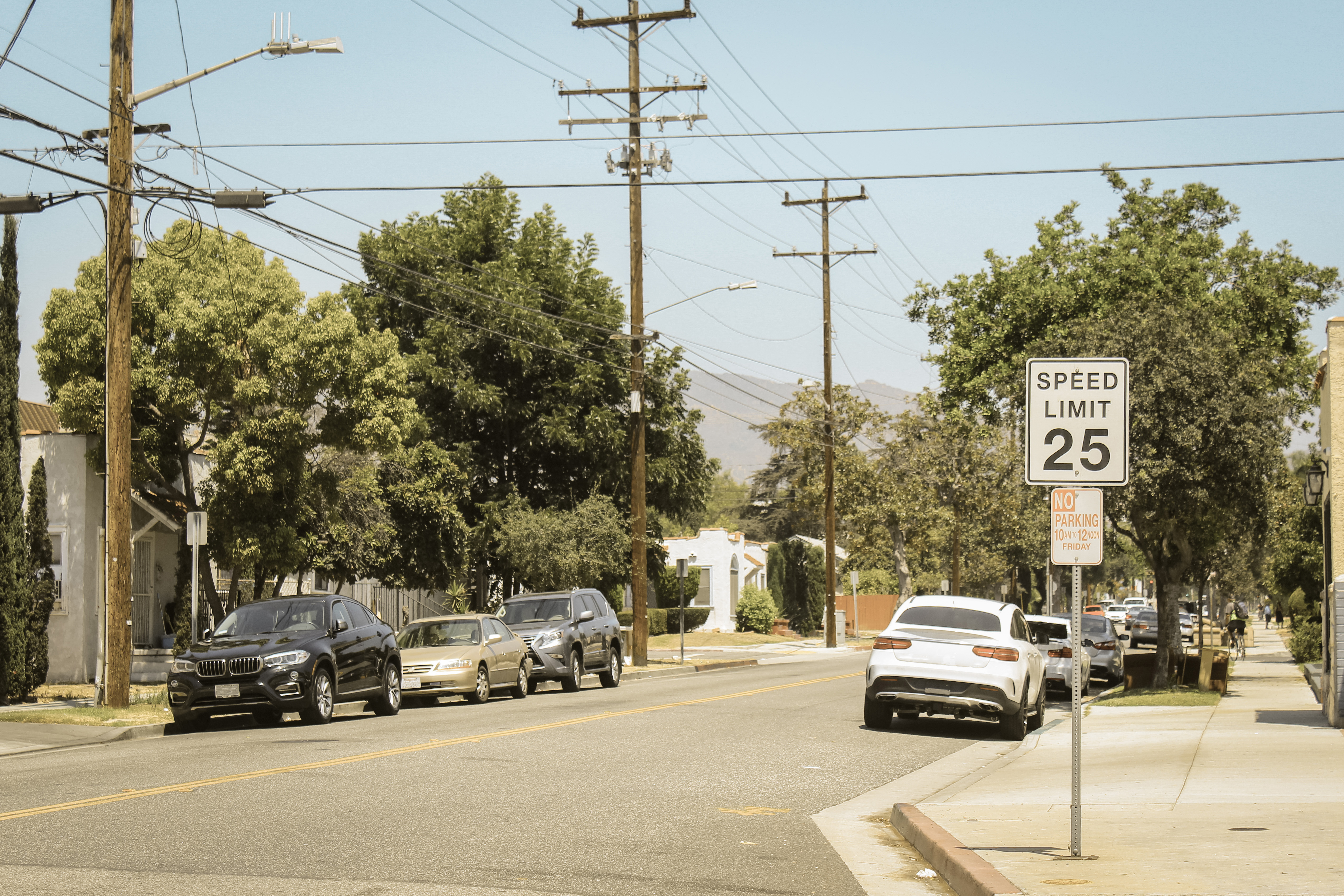 Power lines preventing LA homeowners from building ADUs