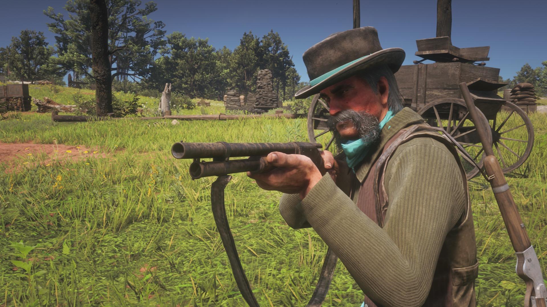Red Dead Online beginner's guide