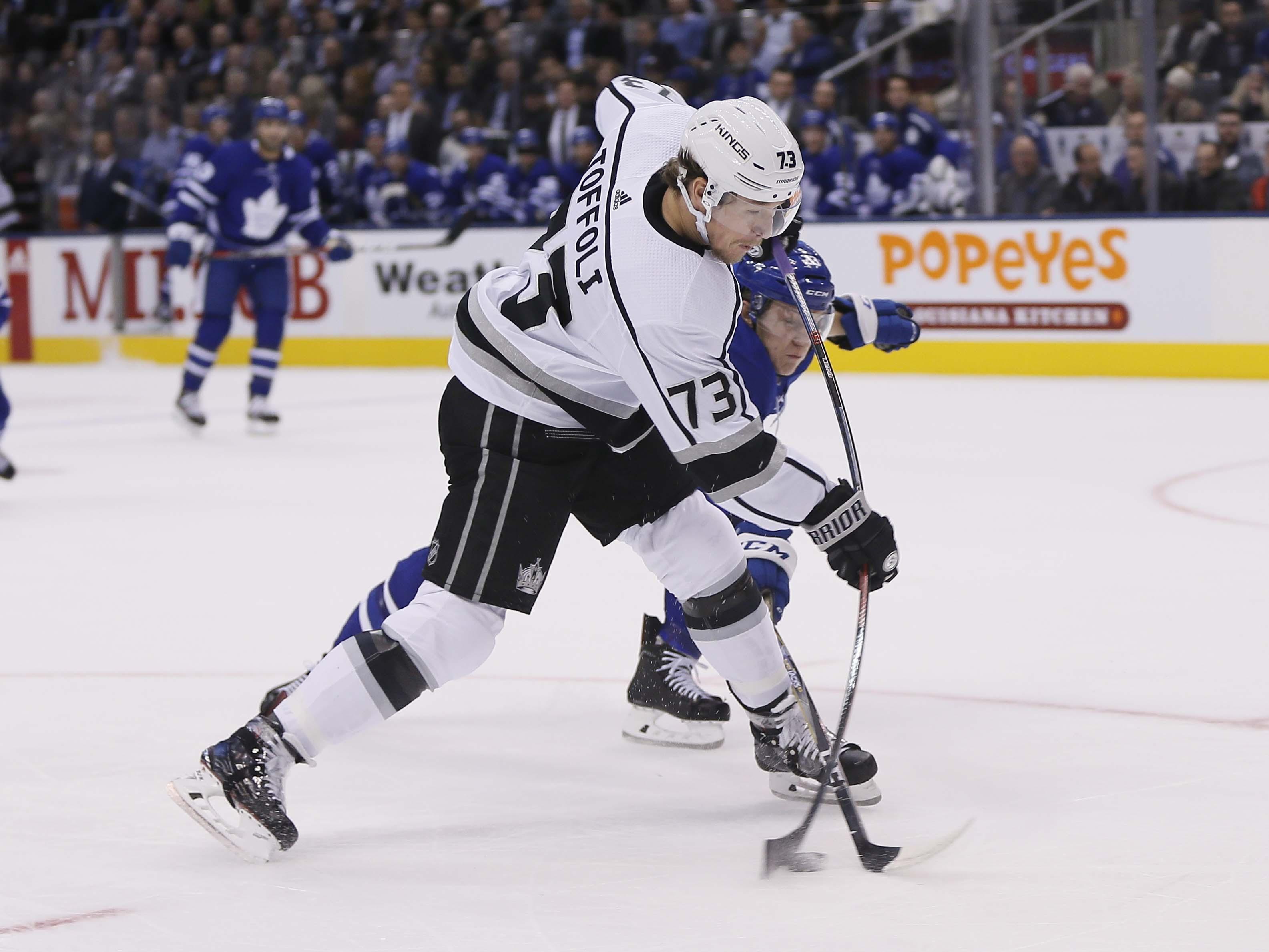 NHL: Los Angeles Kings at Toronto Maple Leafs