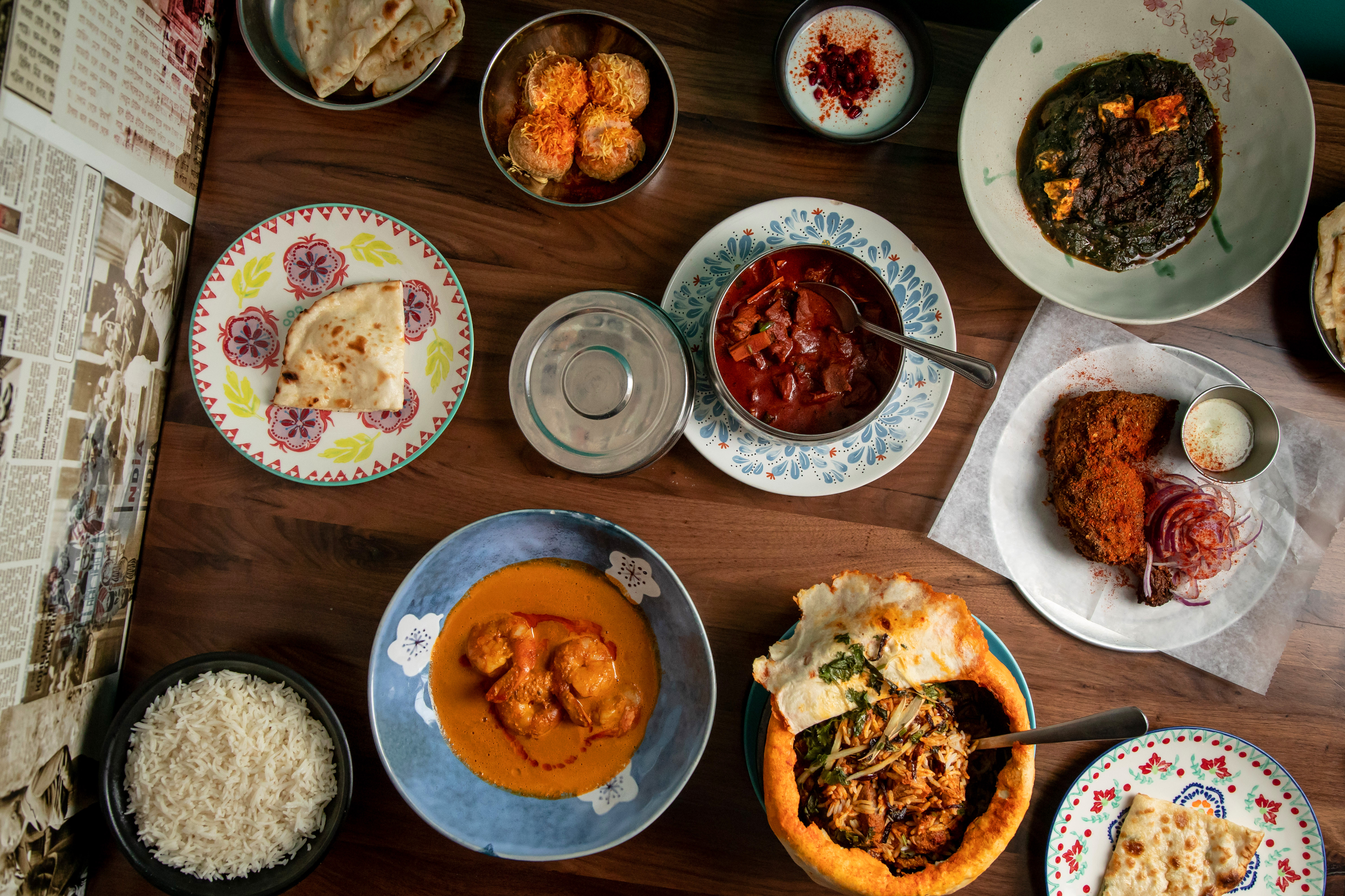 Indian Classics Like Goat Curry Are Unparalleled at LIC Newcomer Adda