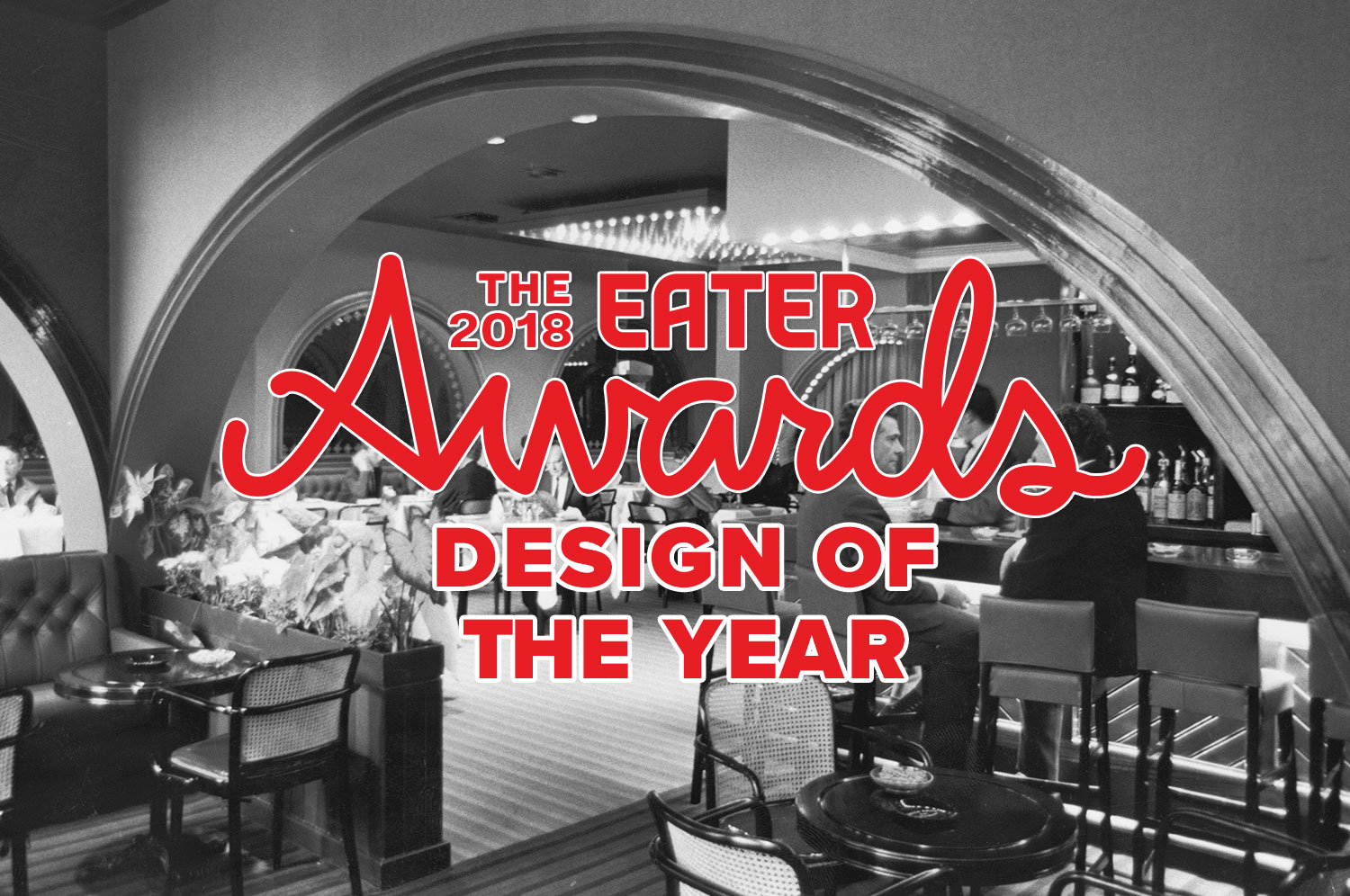 Vote Now for LA's Most Beautiful Restaurant of the Year