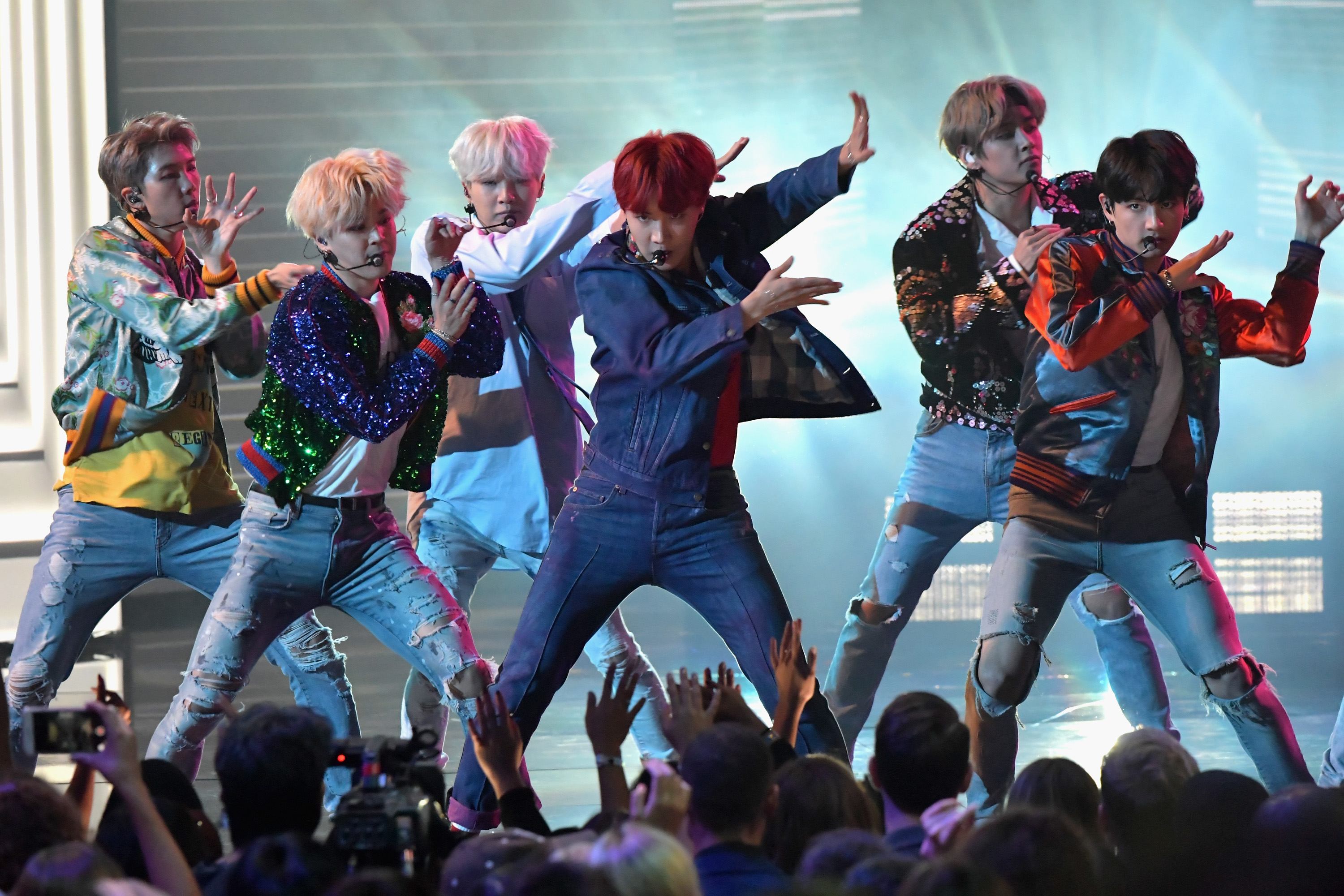 The BTS concert film Burn the Stage digs deep into a phenomenon
