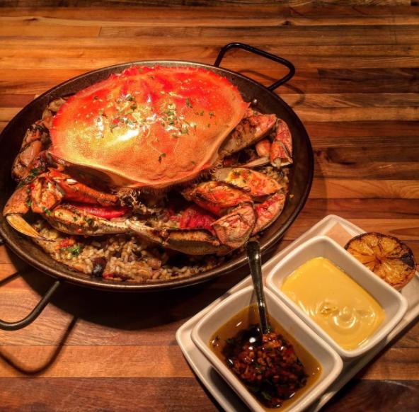crackin crab uptown