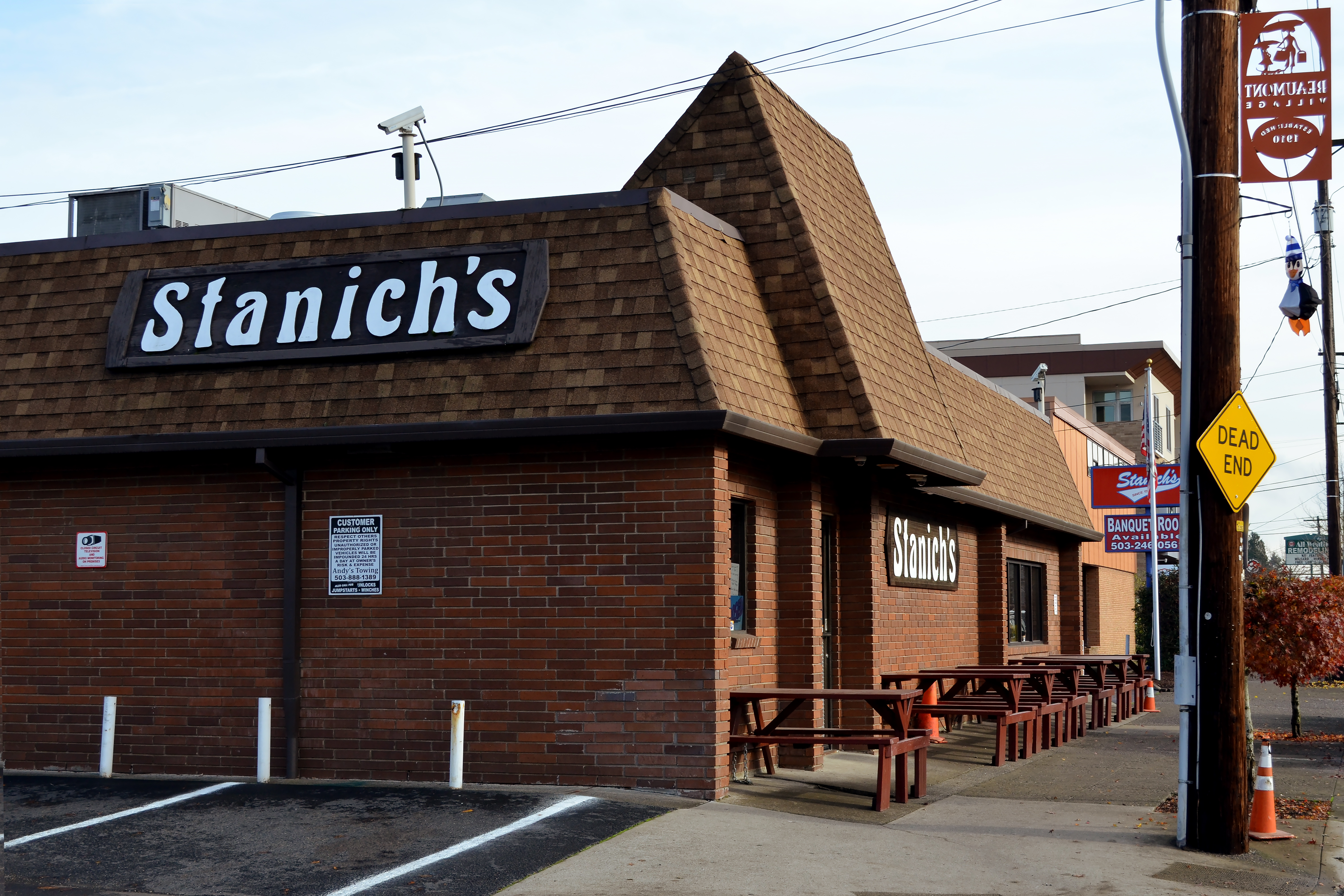 Why Portland Burger Bar Stanich's Really Closed - Eater Portland