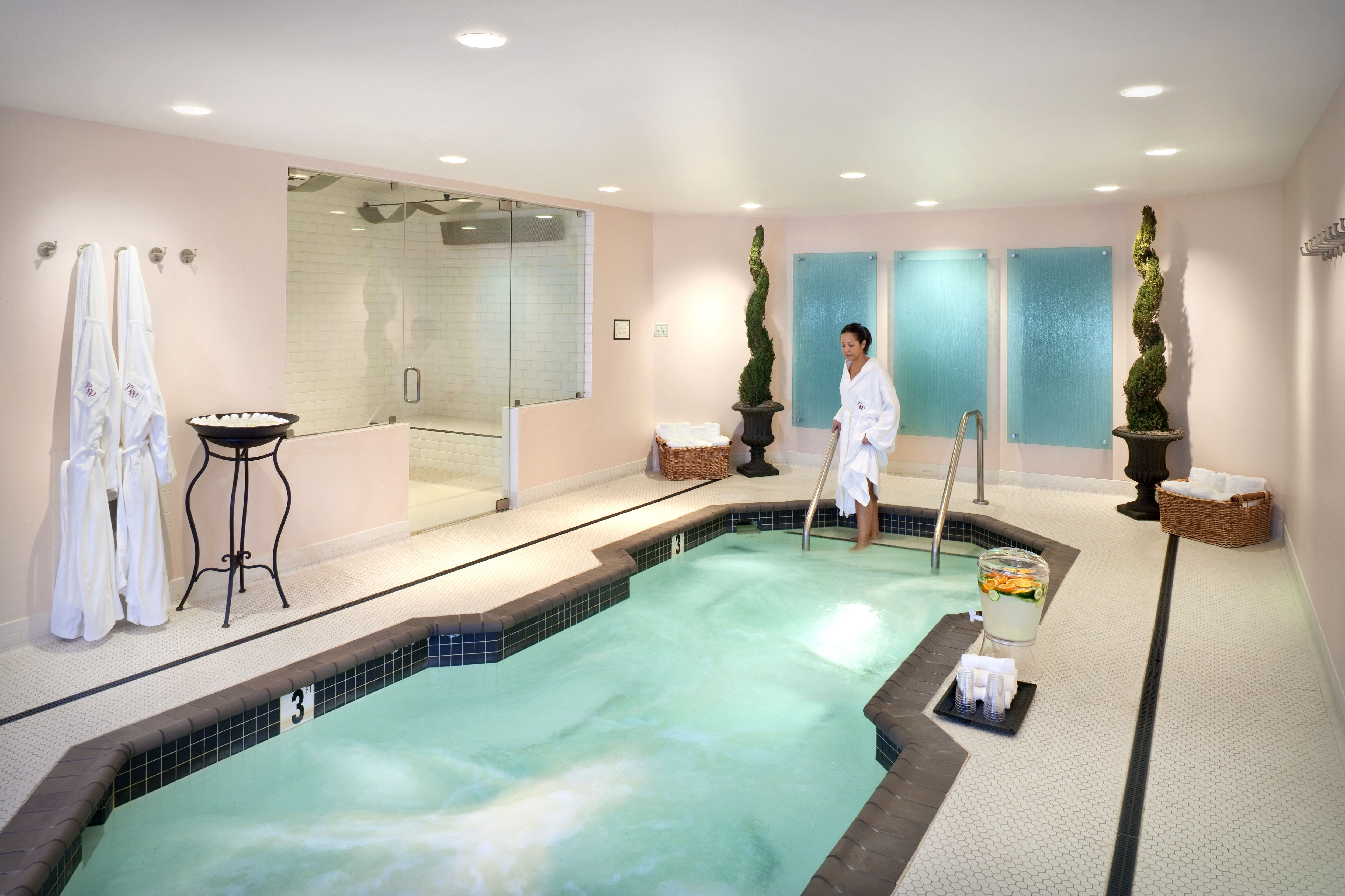 The Nine Most Luxurious Spas in San Francisco - Racked SF