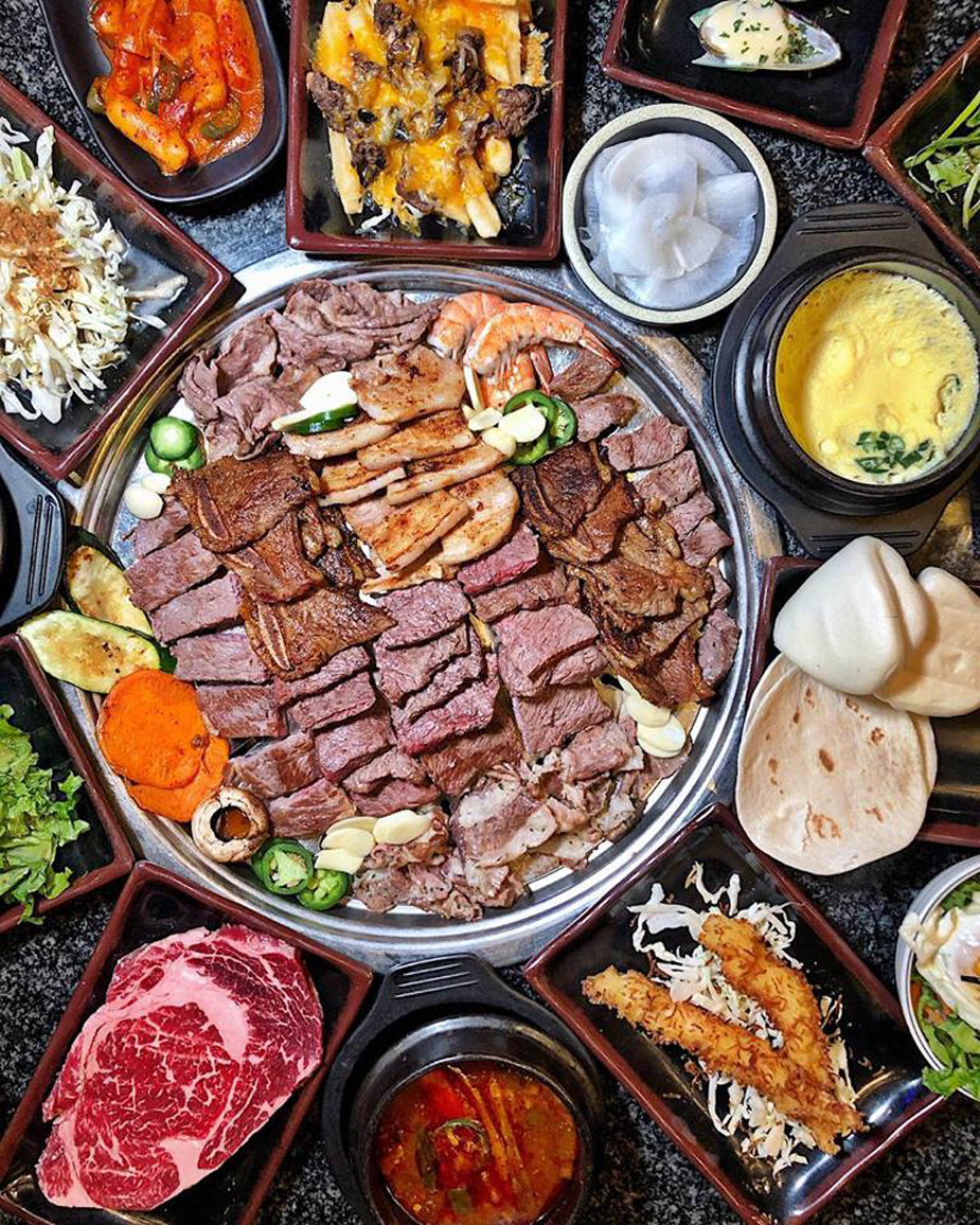 Hanu Korean BBQ
