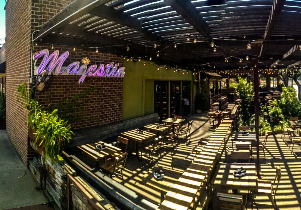 & The 25 Best Patios In DFW For Drinking And Dining - Eater Dallas