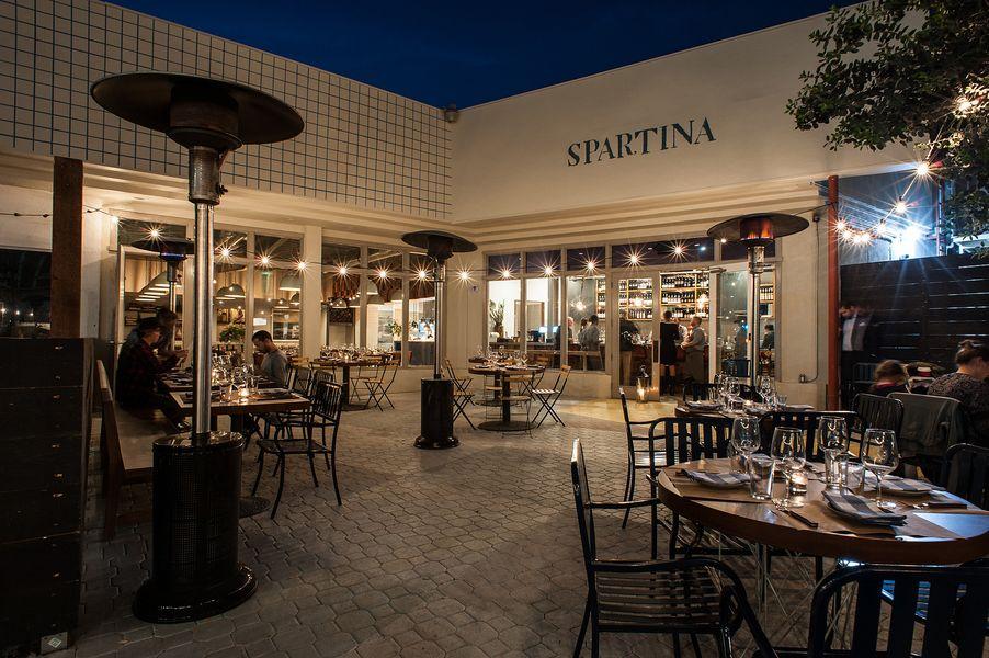 Outdoor Dining Restaurants In Los Angeles Spring 2017 Edition