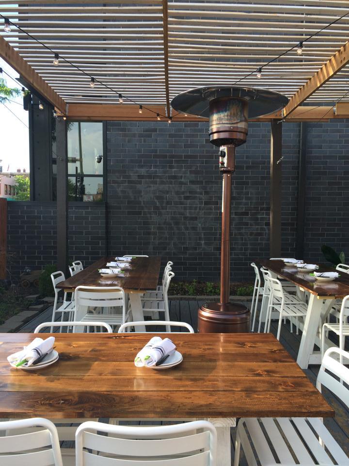 The Chicago Al Fresco Heatmap Where To Eat Outside Now