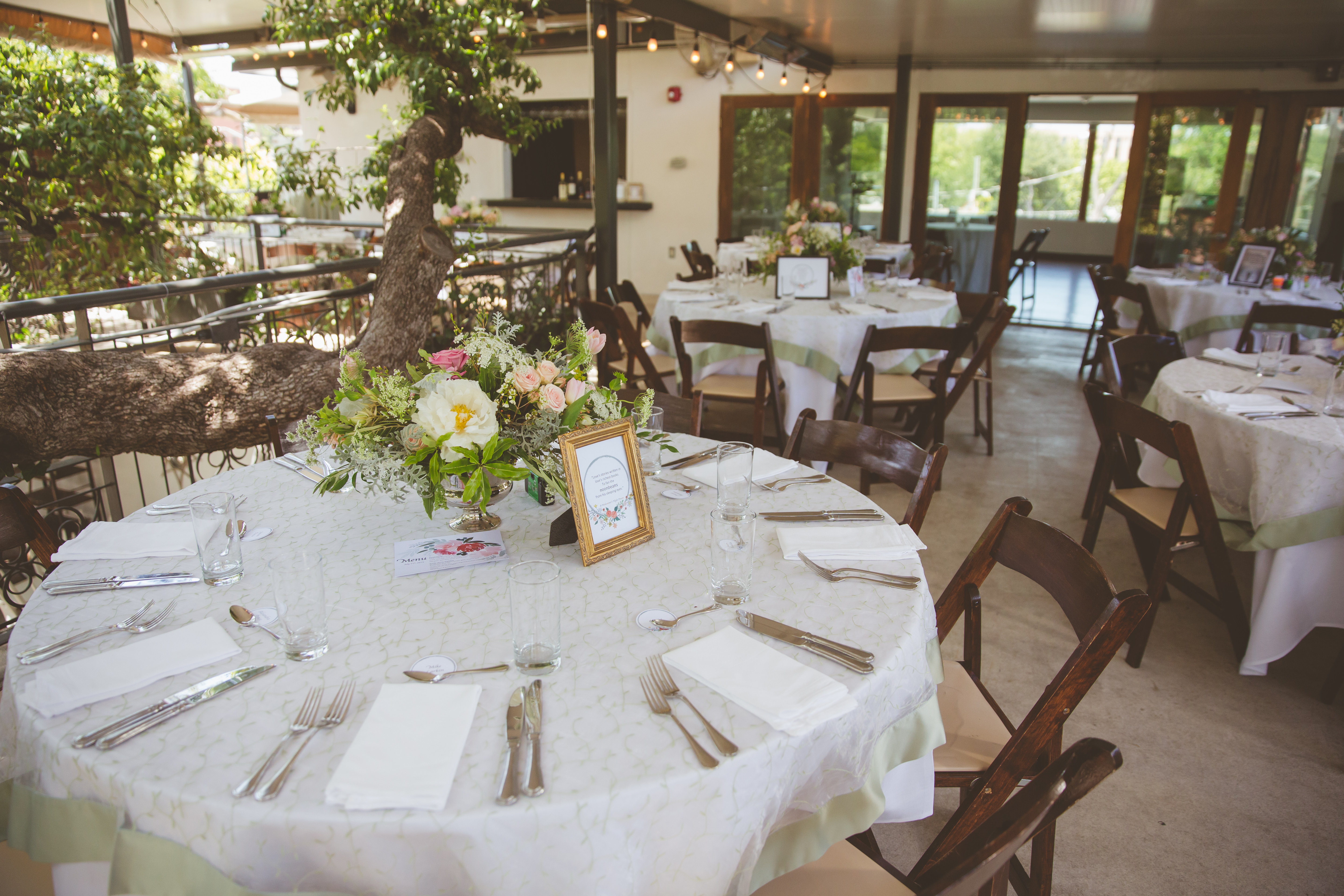 Best Austin Restaurants for Wedding Ceremonies and Receptions