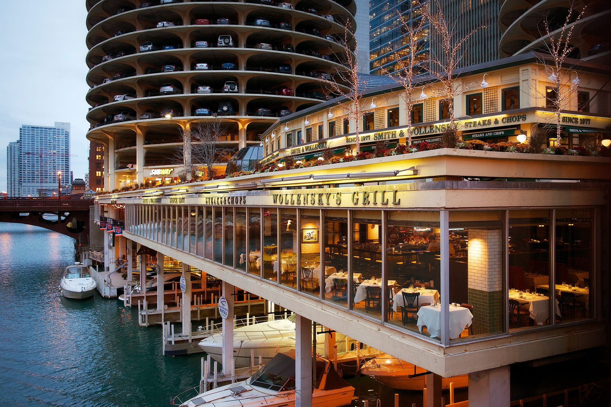 23 Great Waterfront Spots For A Meal Or Drink In Chicago Summer 2016