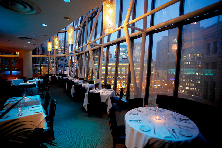 These Restaurants Have The Best Views In Town