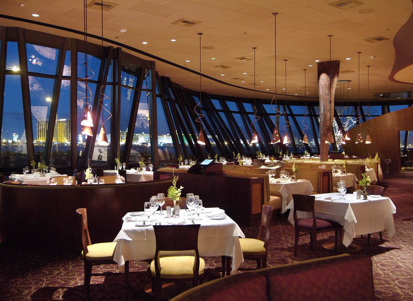 The Restaurants With The Best Views In Las Vegas
