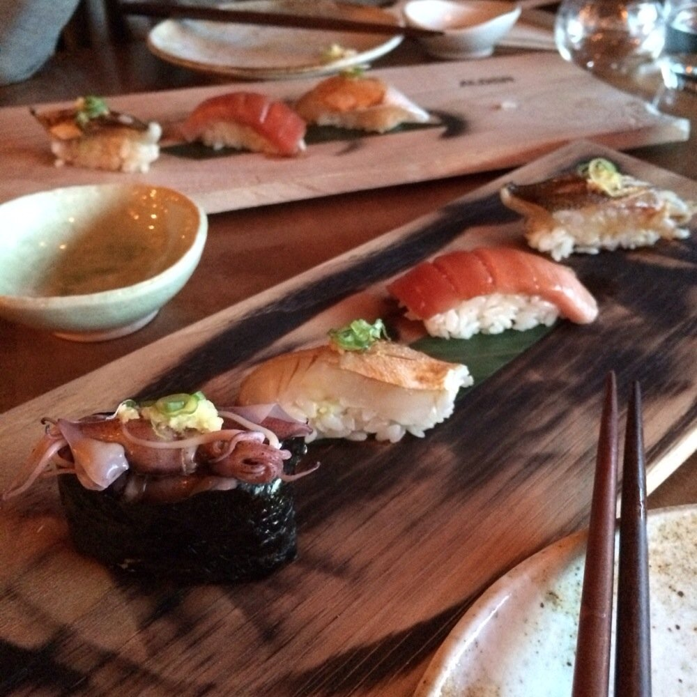 18 Of San Franciscos Top Sushi Restaurants