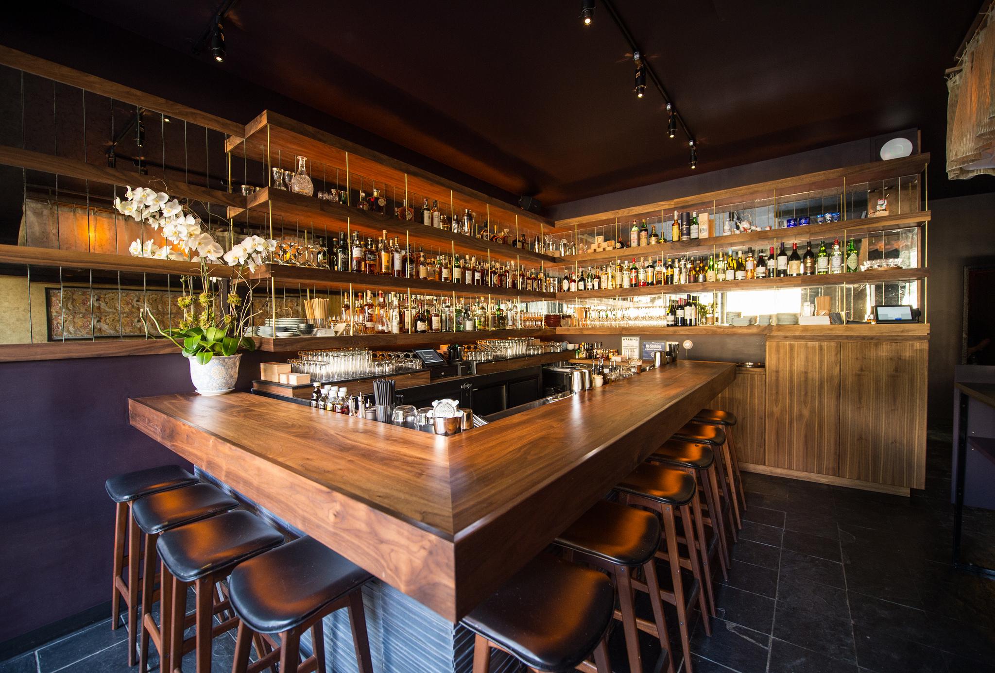 upscale bars midtown nyc