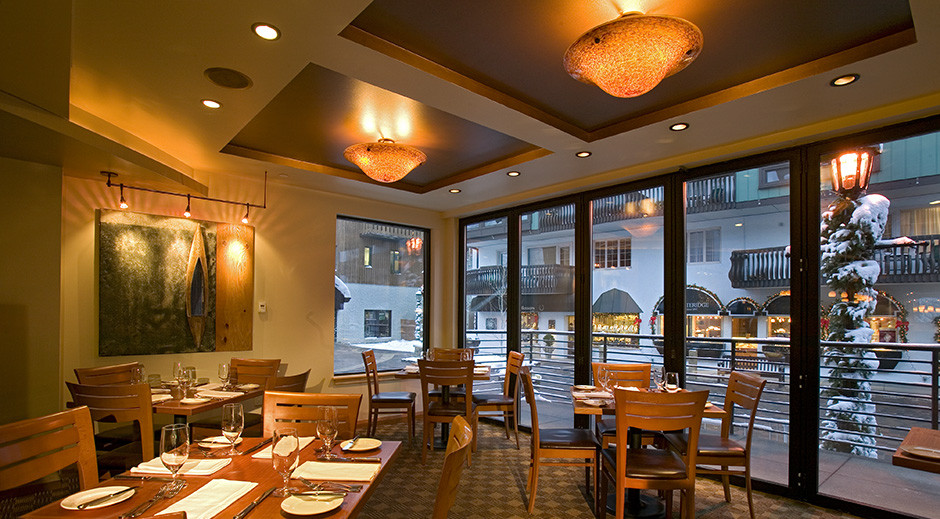 Where To Drink And Dine In Vail