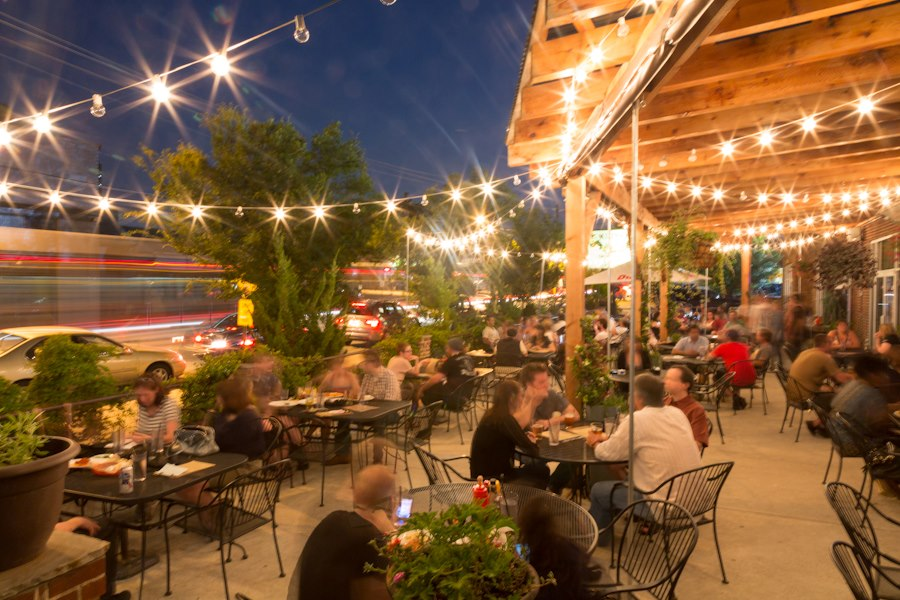 Atlantas Best Patios Where To Eat And Drink Al Fresco