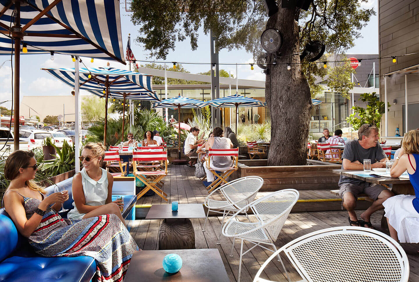 19 Essential Austin Patios For Outdoor Drinking And Dining