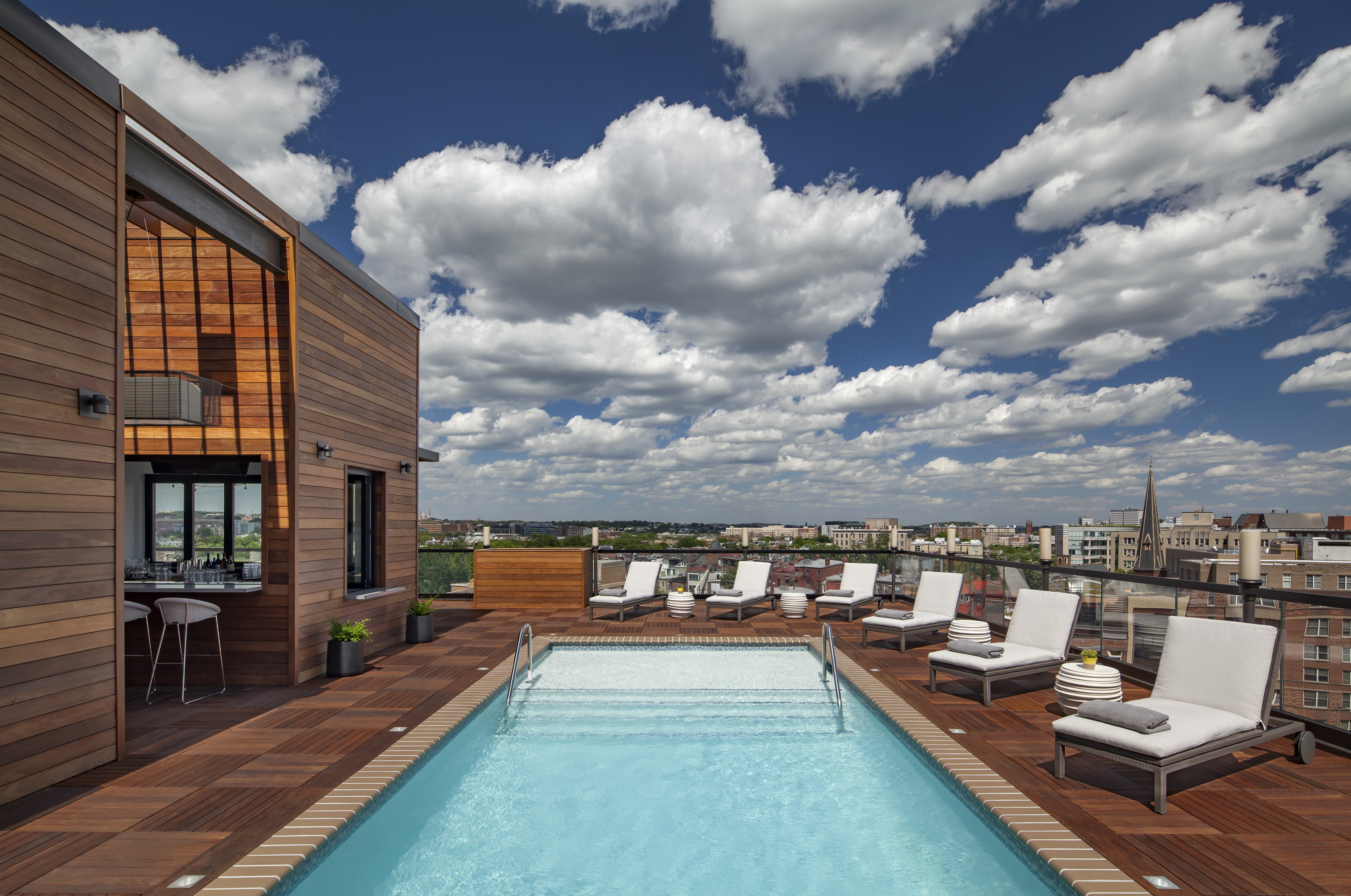Sip and Swim at These D C Pools With Drinks Eater DC
