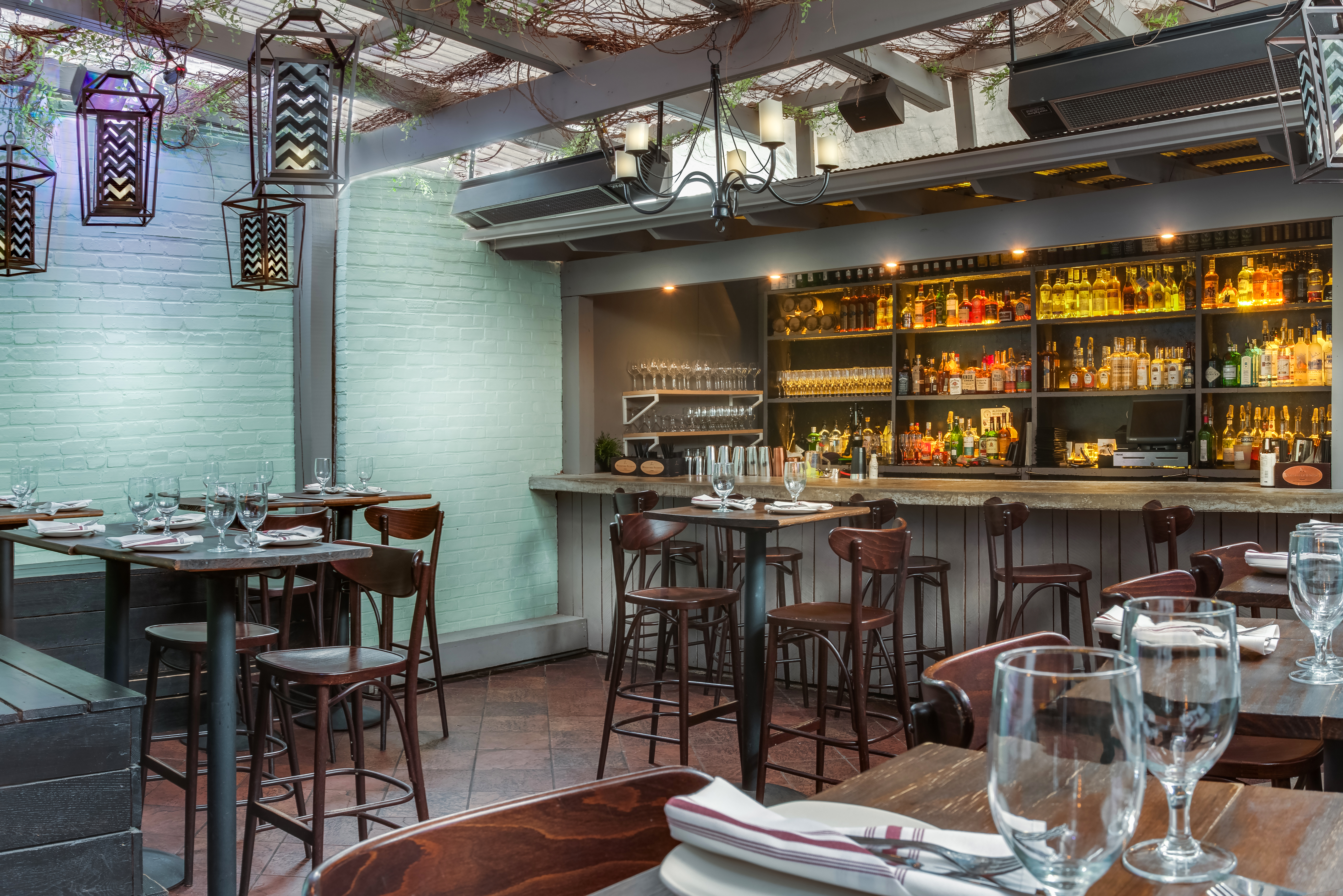 Take Refuge At These Relaxed D C Rooftop Bars And Restaurants Eater Dc