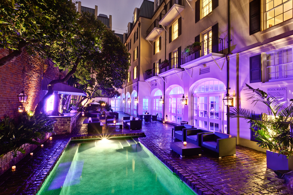 Hotels In New Orleans >> Mapping New Orleans S Best Hotel Pools Curbed New Orleans