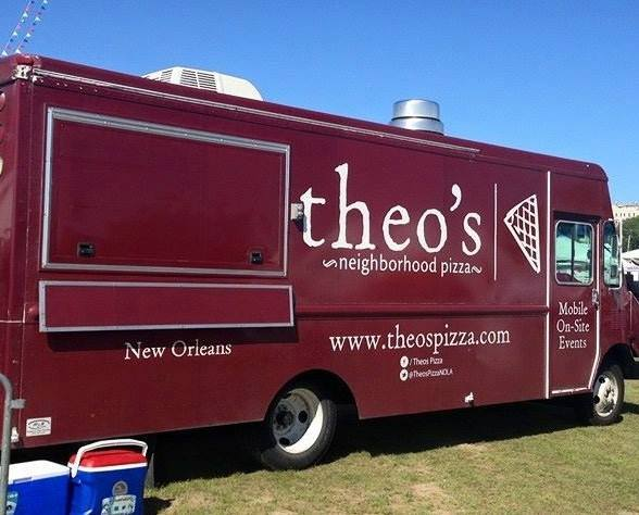 New Orleans Hottest Food Trucks