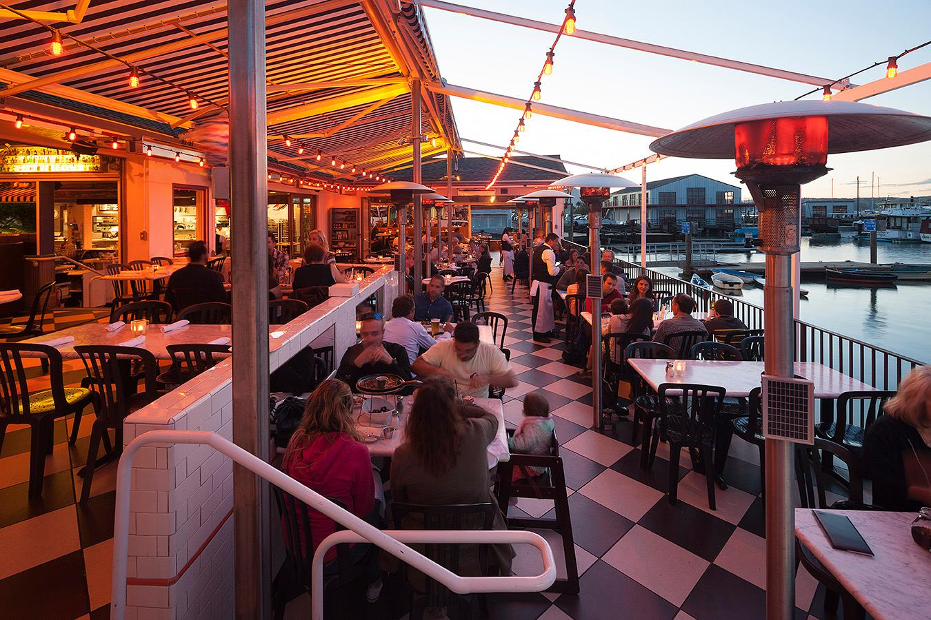 Where To Eat And Drink In Sausalito
