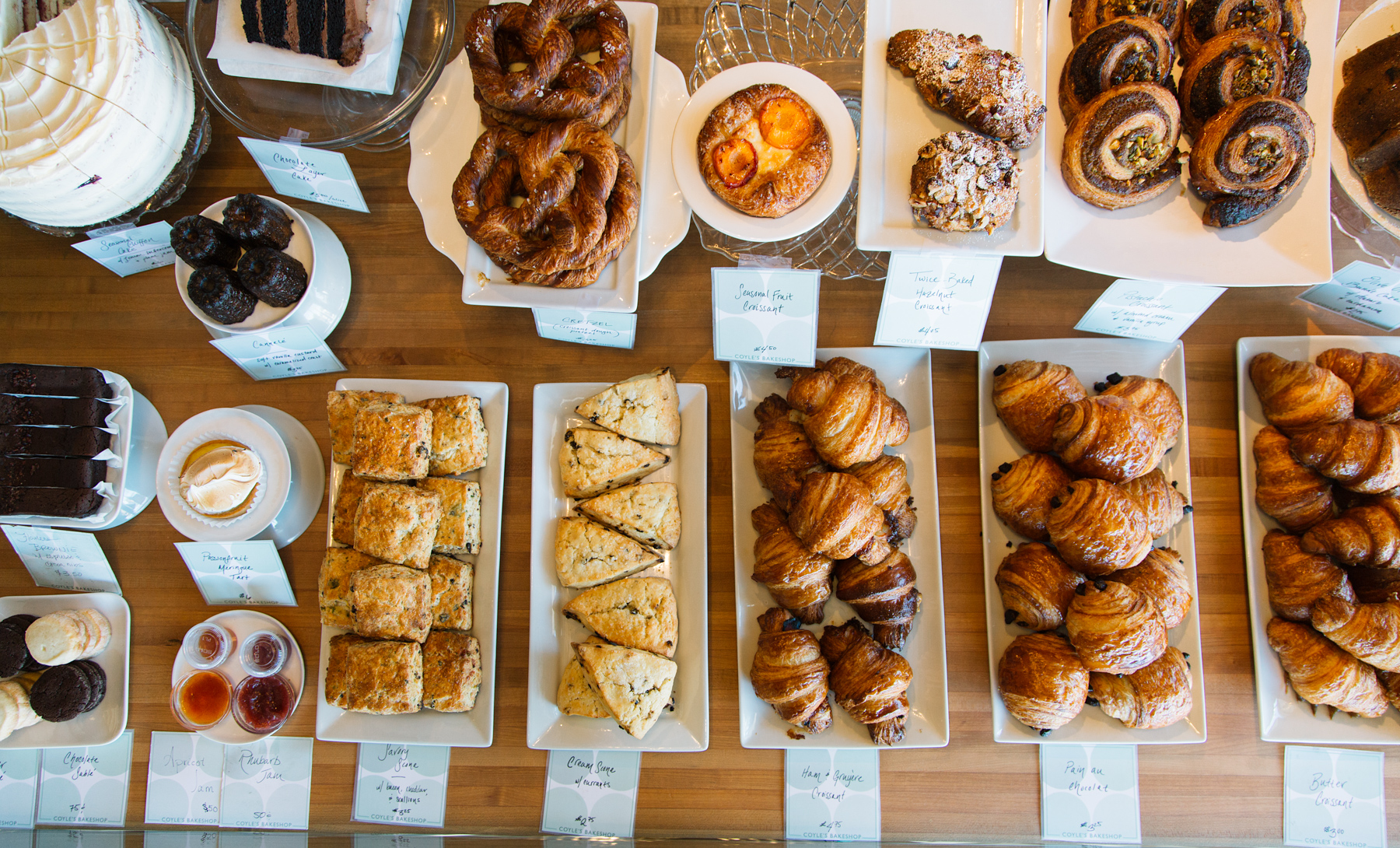 21 Seattle Bakeries That Will Satisfy Any Sweet Tooth