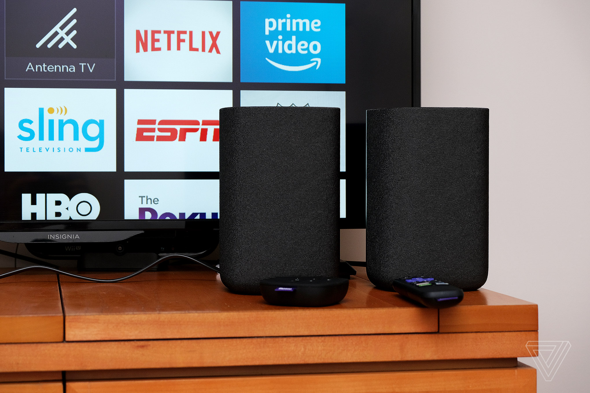 d52373401e8 Roku TV Wireless Speakers review  easy listening. A simple solution for  Roku TV owners who want better sound