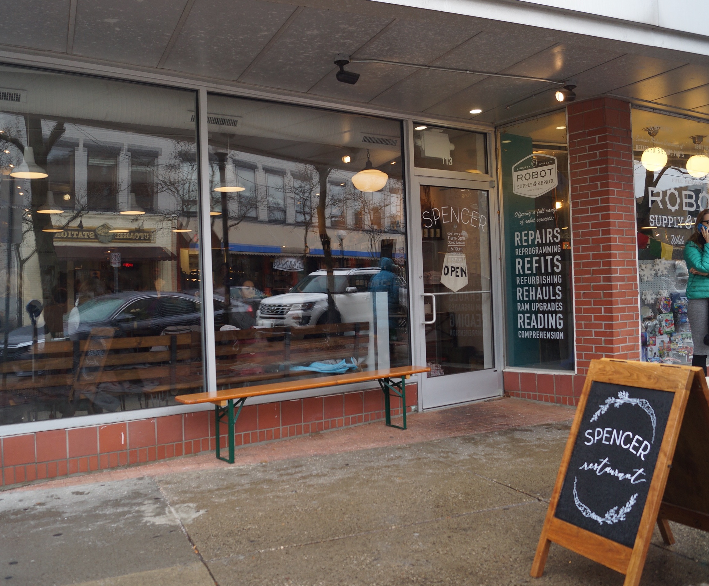 best places to eat in ann arbor