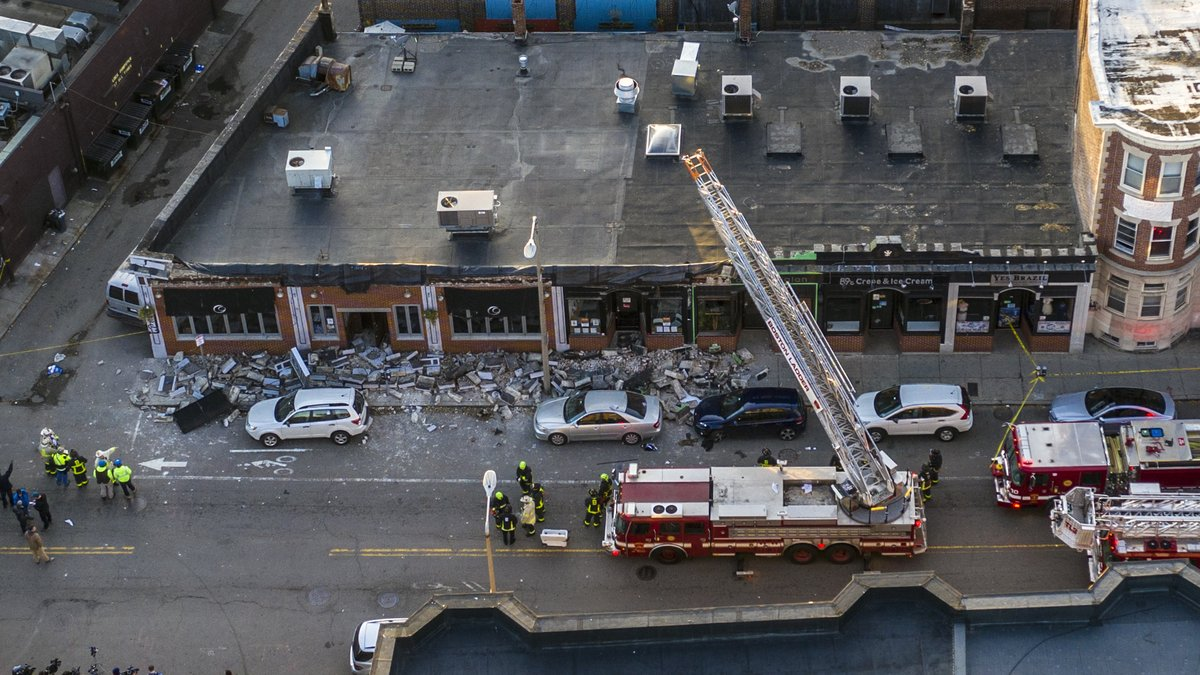 BFD Common Ground collapse