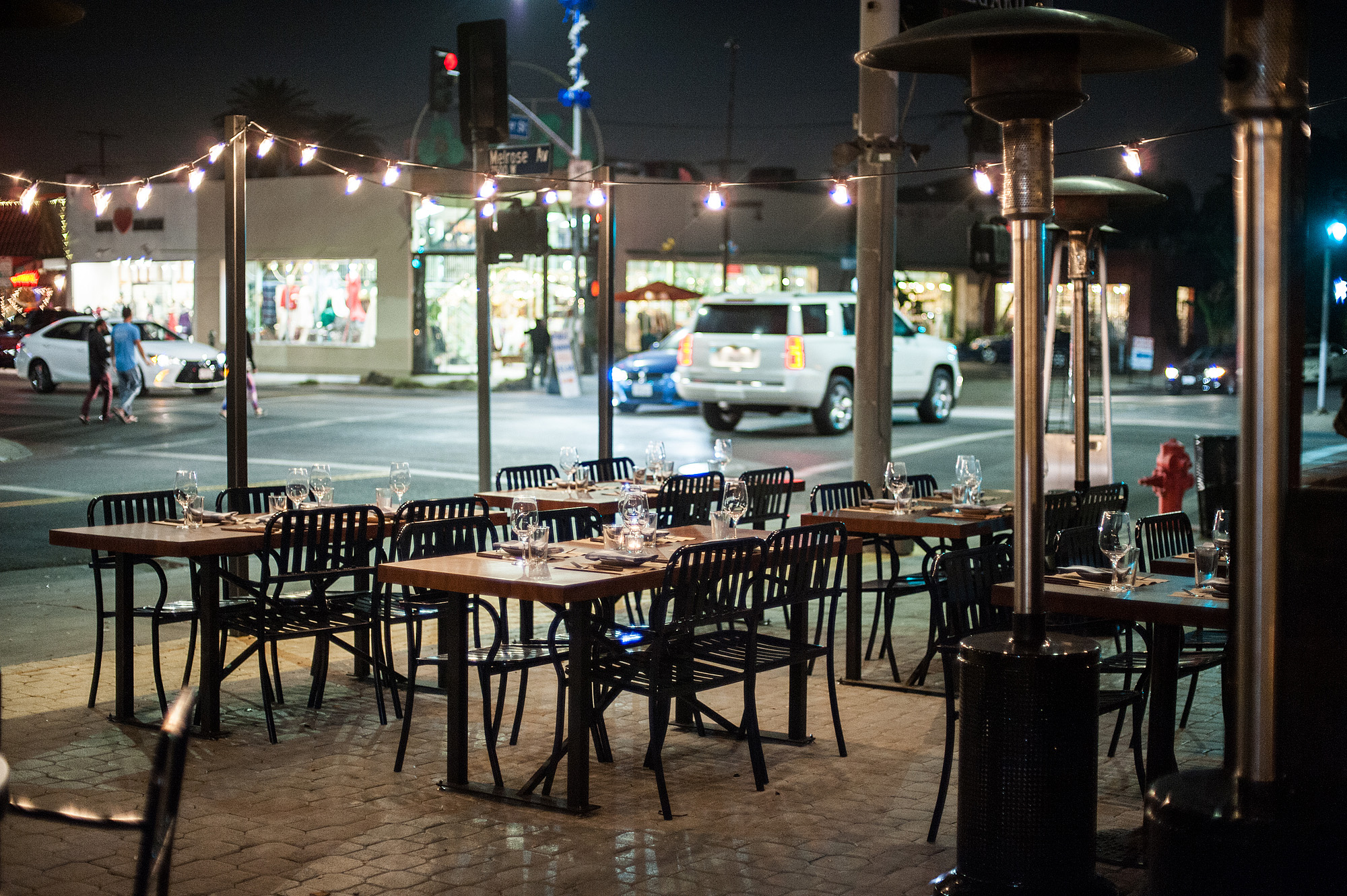 21 Restaurants To Try Along Melrose Avenue In Los Angeles