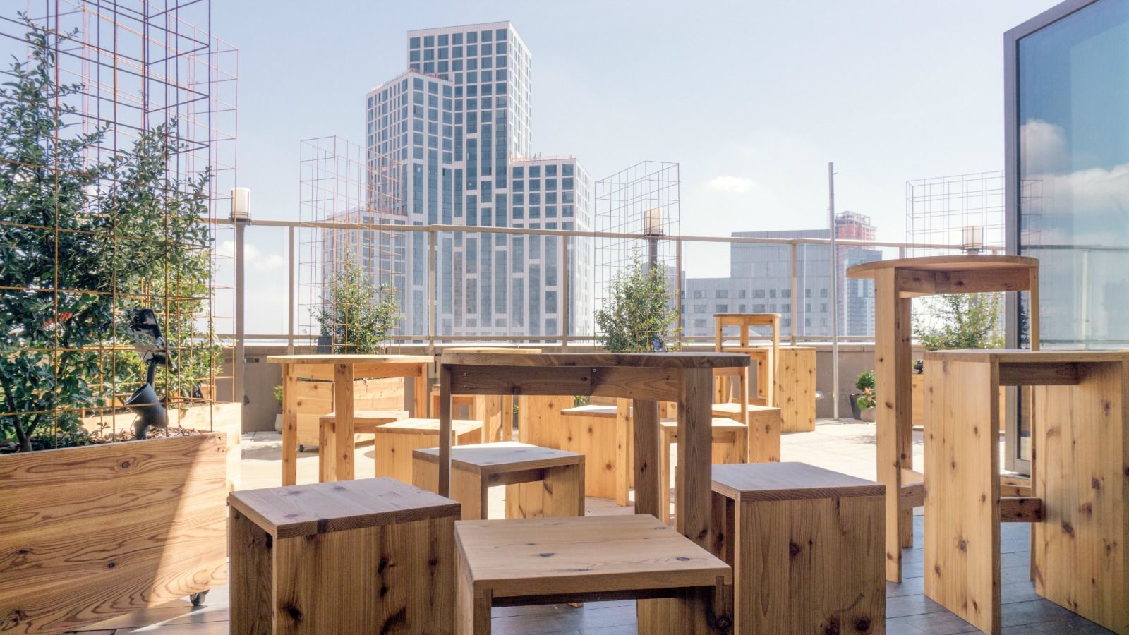 The Best Rooftop Bars With Views At New York City Hotels Curbed Ny