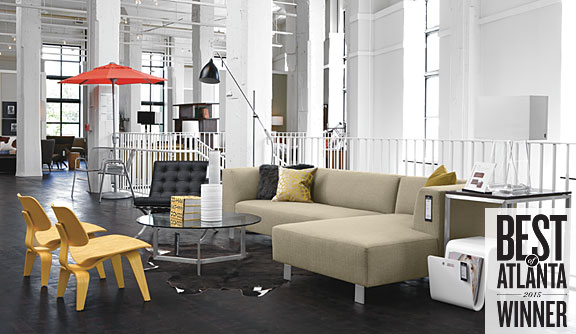 Mapped The 13 Best Design And Furniture Stores In Atlanta Curbed