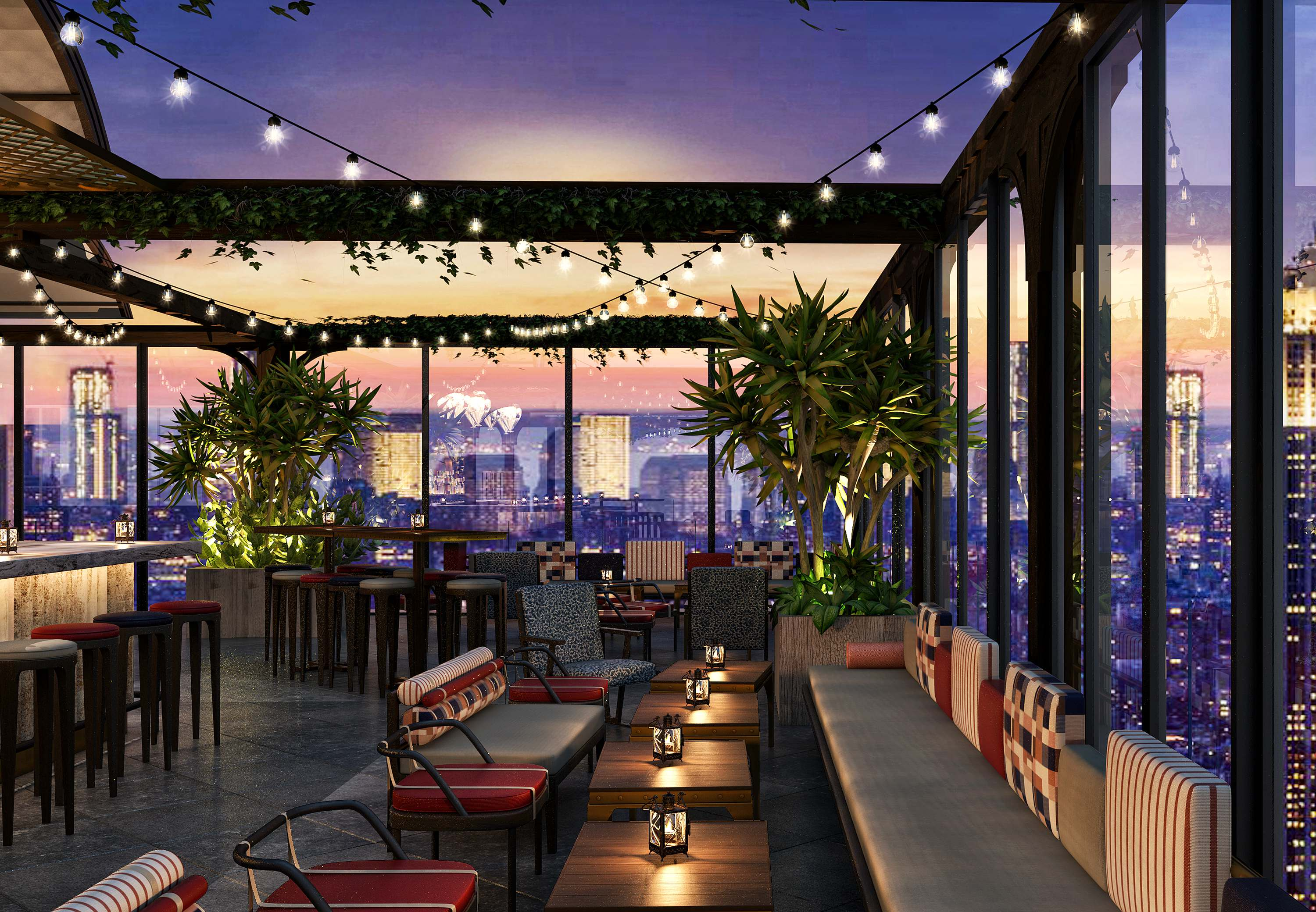 22 Top Rooftop Bars Around Nyc Eater Ny