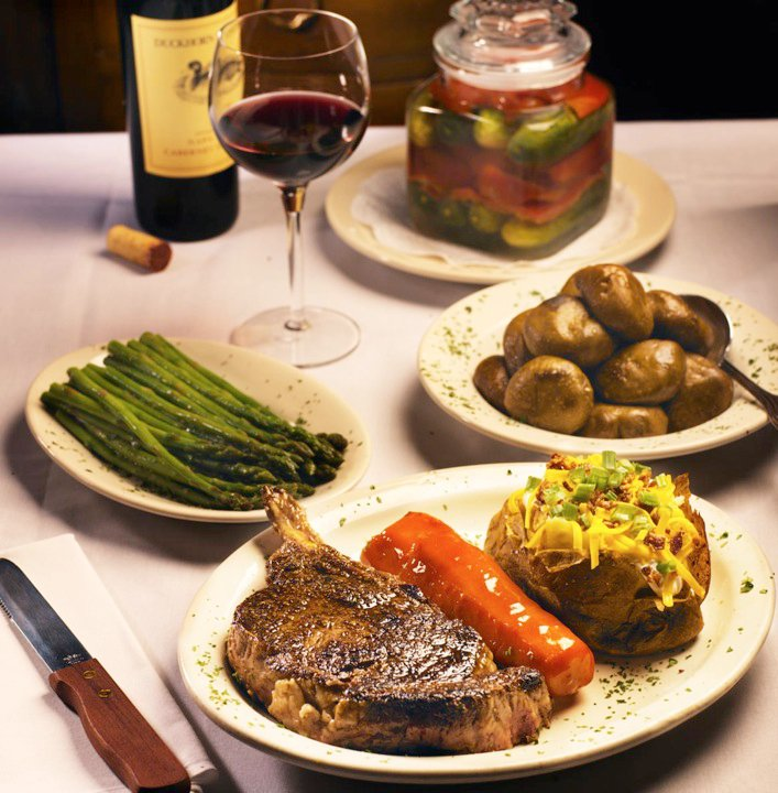 11 Essential Steakhouses In Dallas